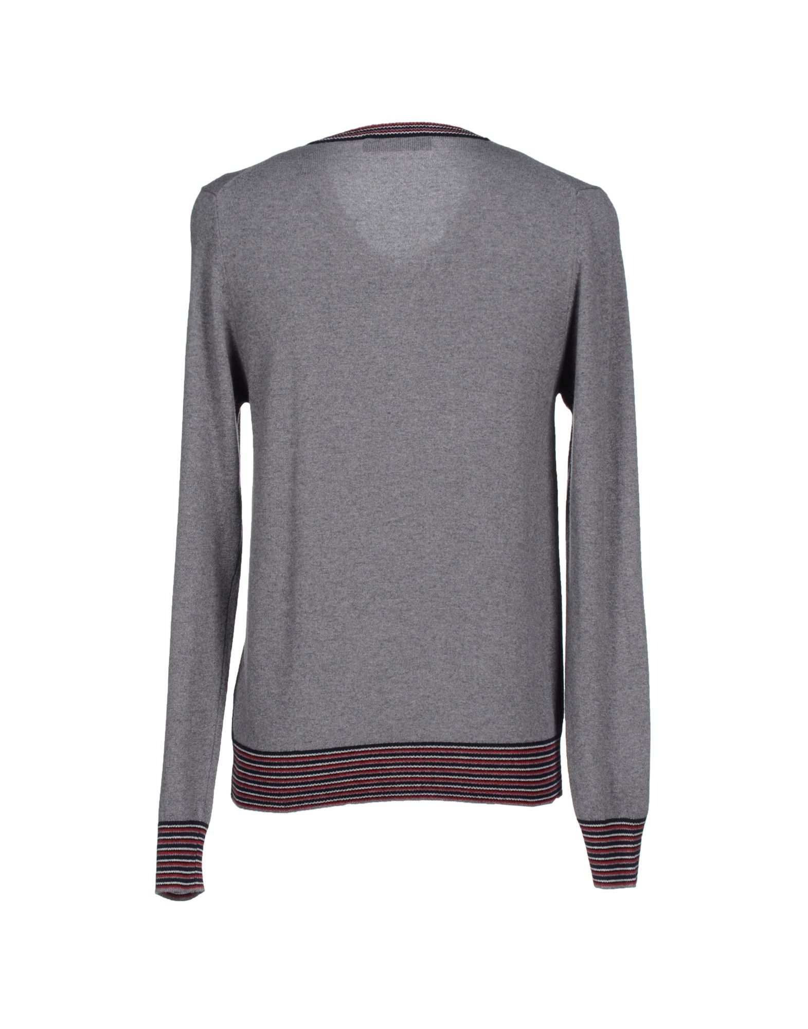 love moschino jumper in gray for men lyst. Black Bedroom Furniture Sets. Home Design Ideas
