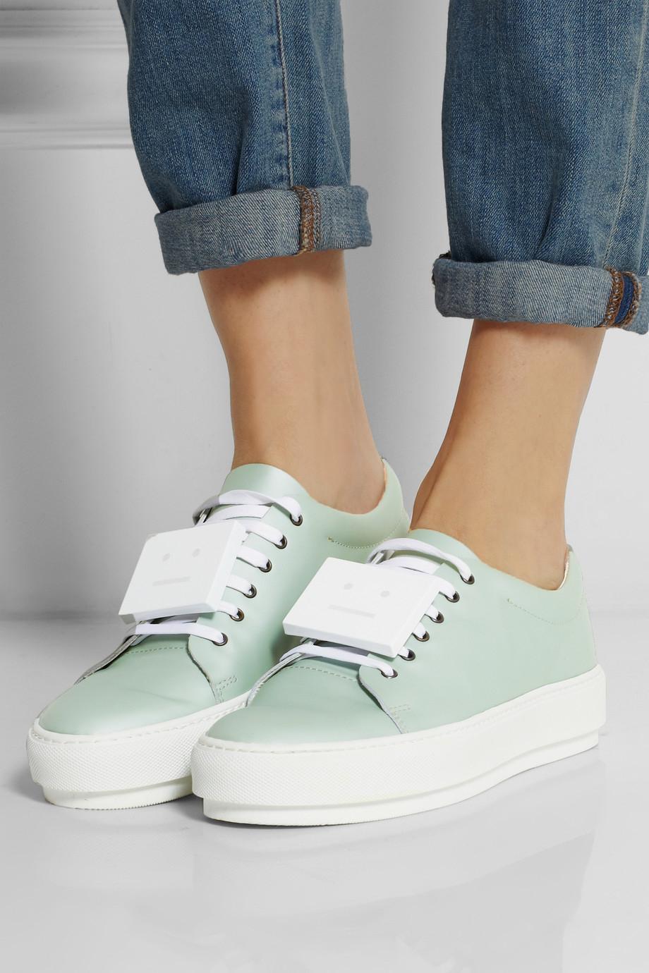 Acne Studios Shoes Sizing