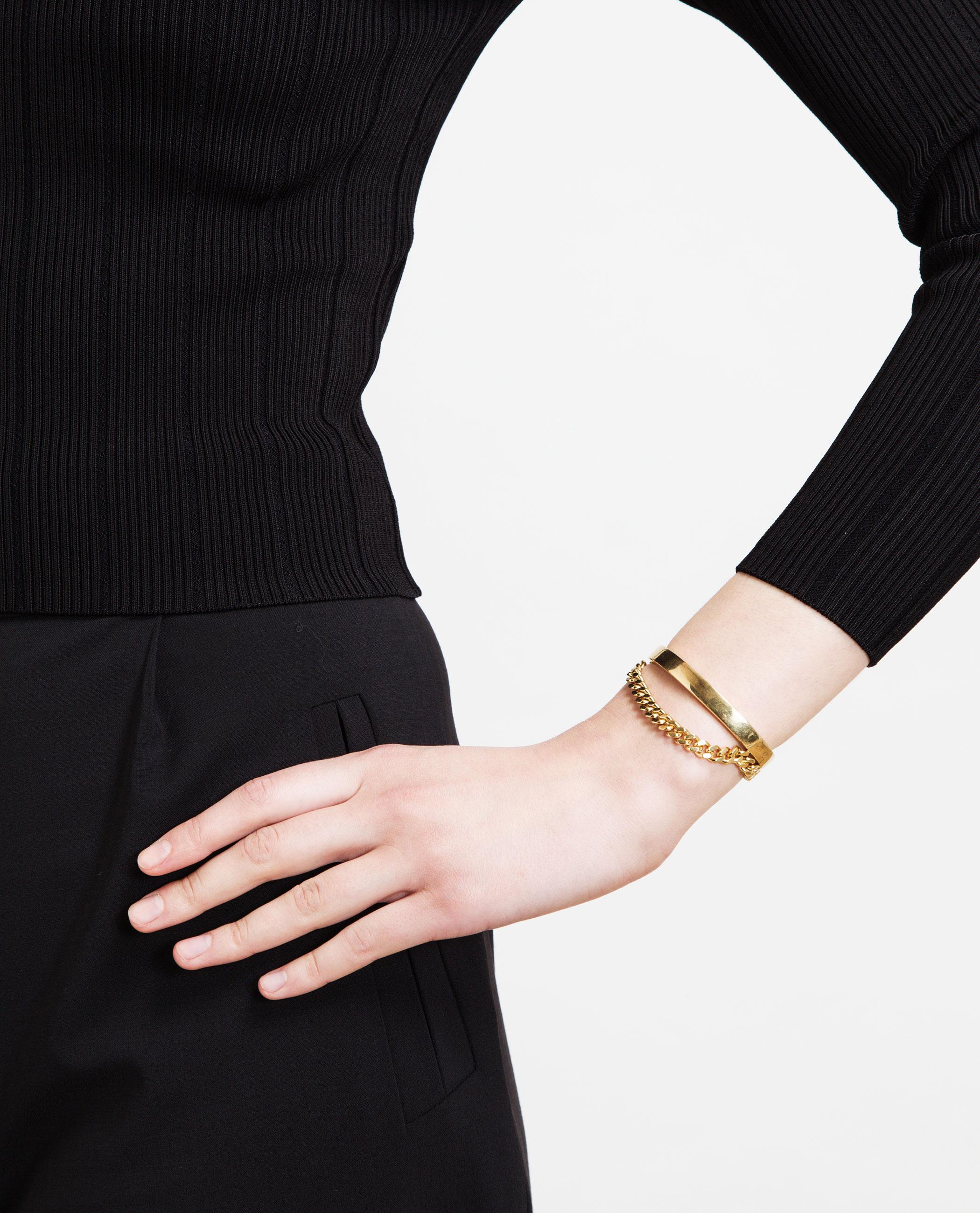 Golden bracelet Chlo t9YonVZYNW