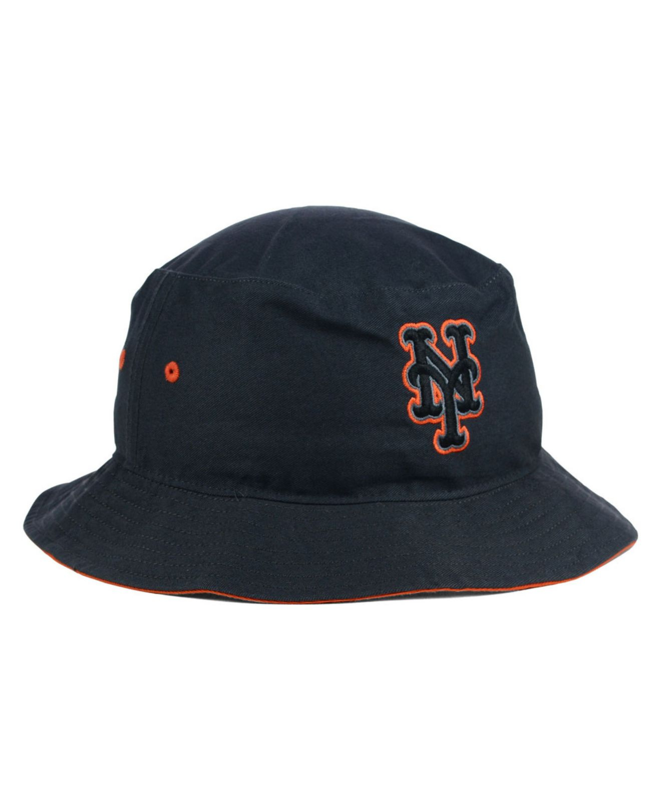 lowest price febb2 371ef ... france lyst 47 brand new york mets turbo bucket hat in gray 937c3 11a70
