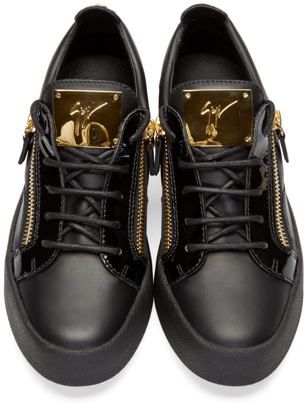 Free shipping BOTH ways on black and gold sneakers, from our vast selection of styles. Fast delivery, and 24/7/ real-person service with a smile. Click or call
