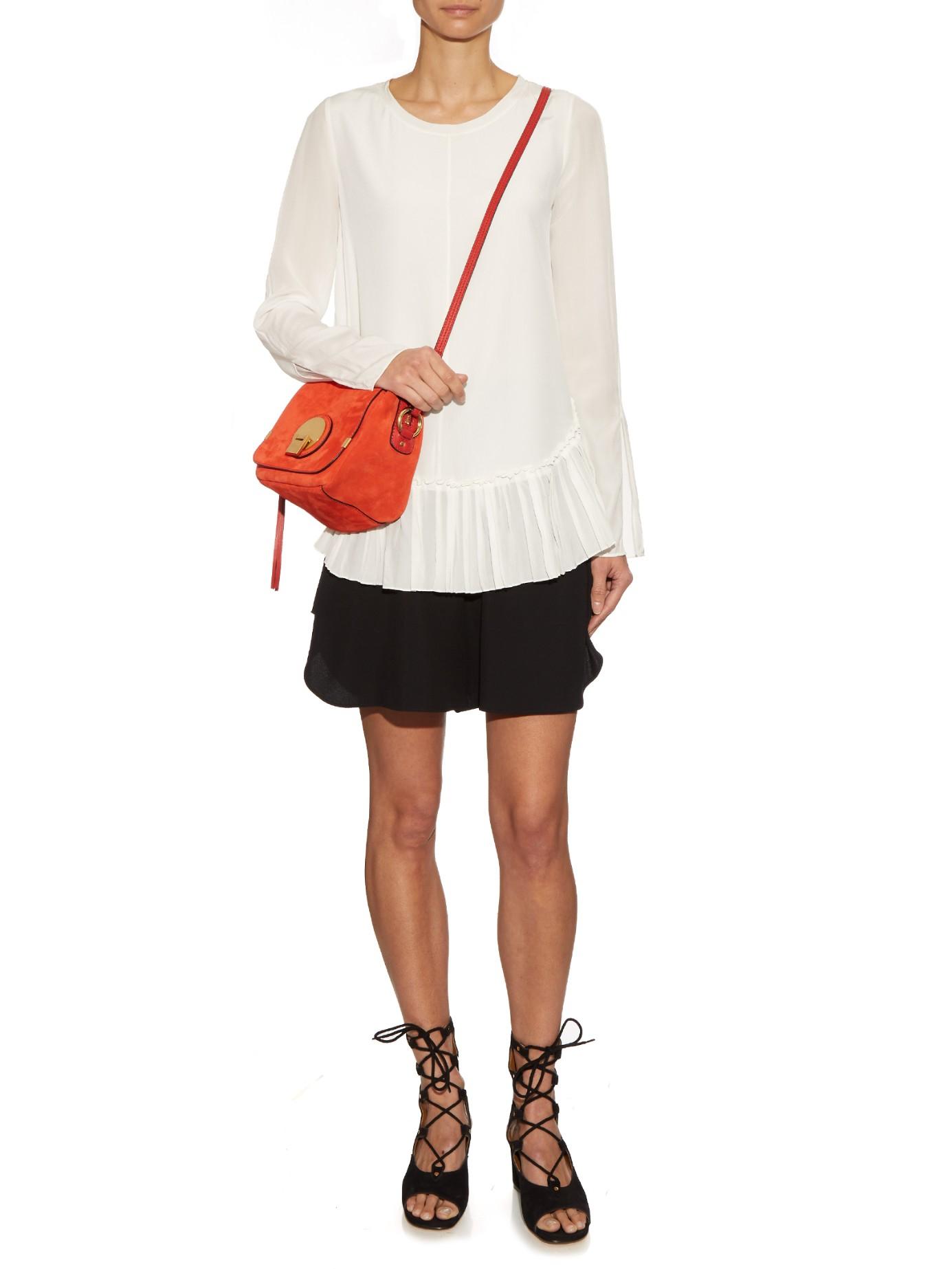 replica chloe handbags uk - chloe indy small leather shoulder bag, chloe shopping online