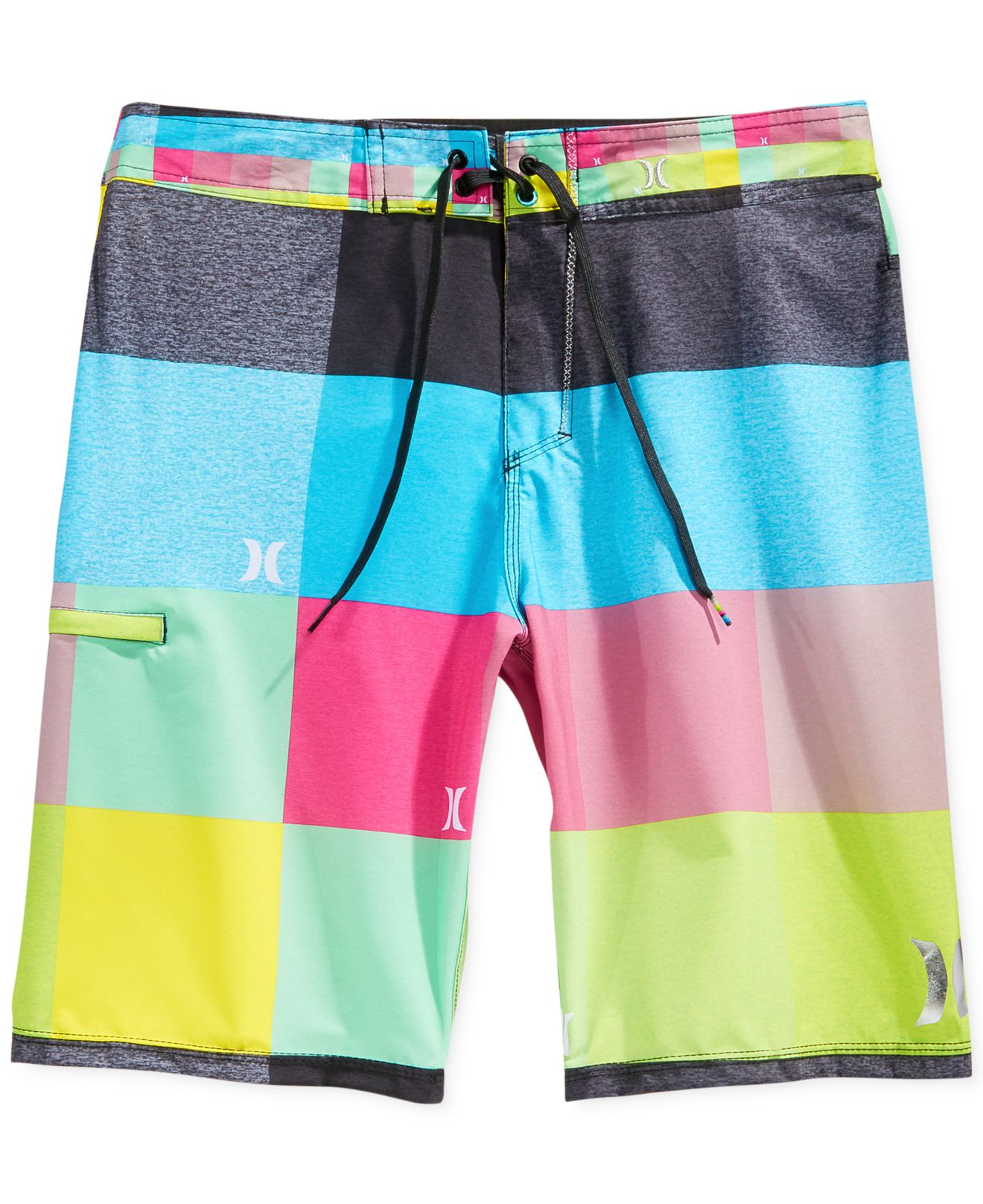 694332fe09 Hurley Phantom Heathered Kingsroad Board Shorts for Men - Lyst
