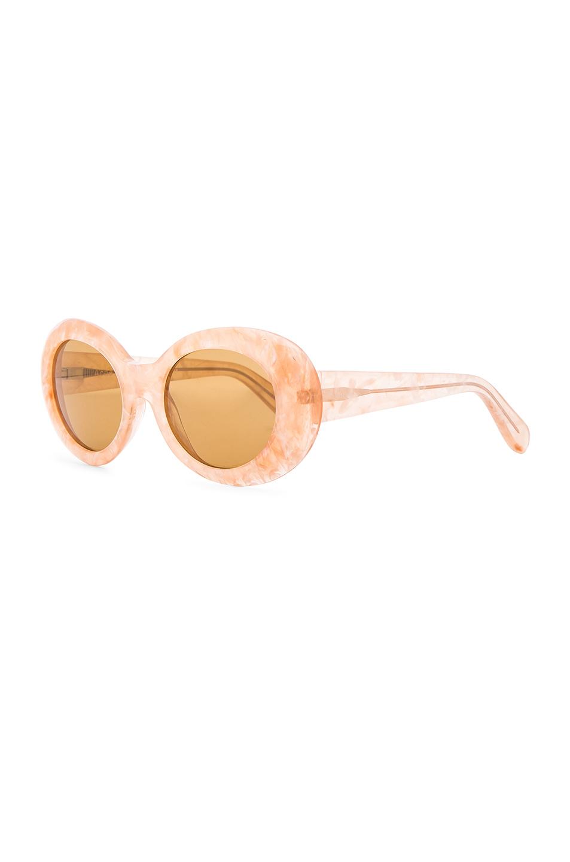 Acne Studios Mustang Sonnenbrille aus rosanem Acetat gPKuBM