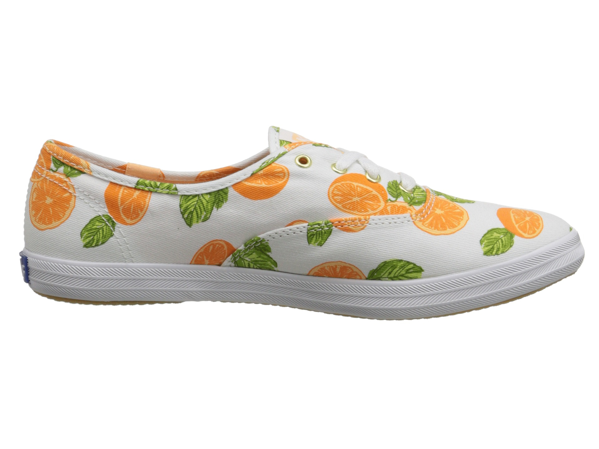 keds champion shoes with fruit