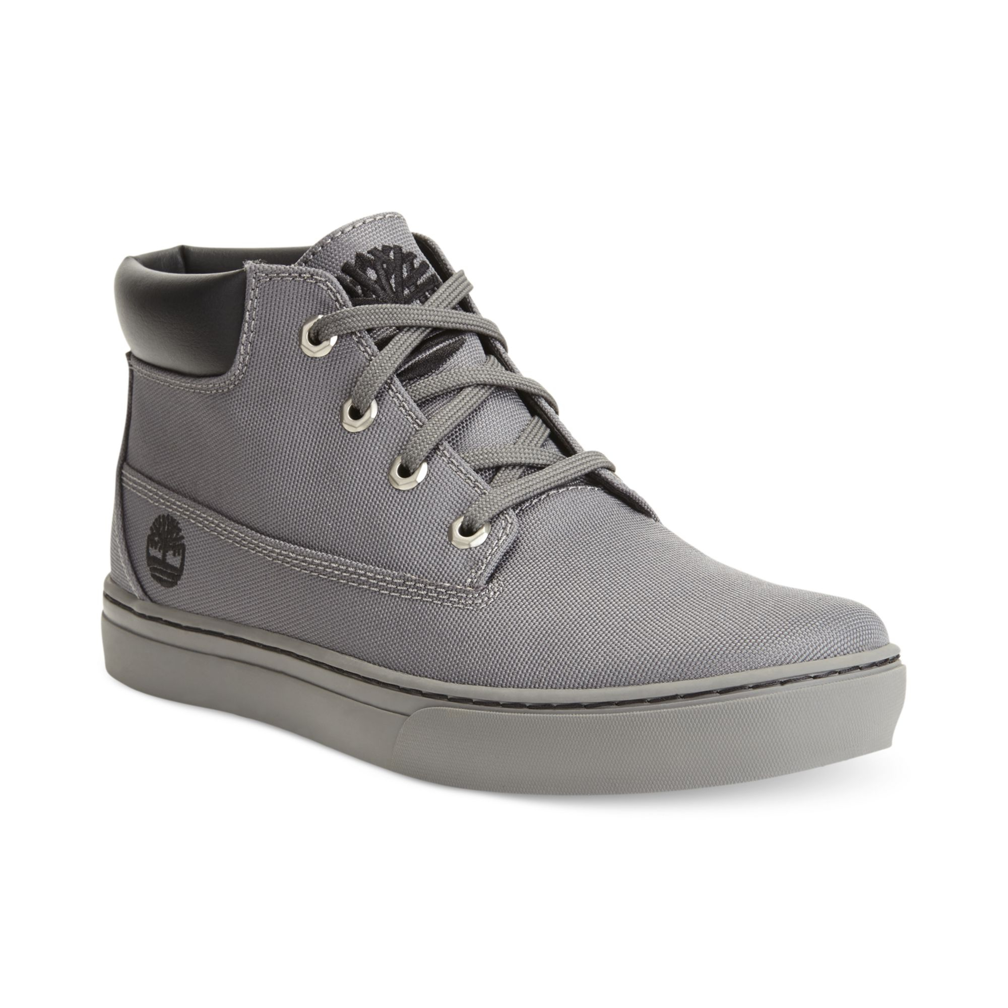 timberland 20 new market chukka boots in gray for men. Black Bedroom Furniture Sets. Home Design Ideas
