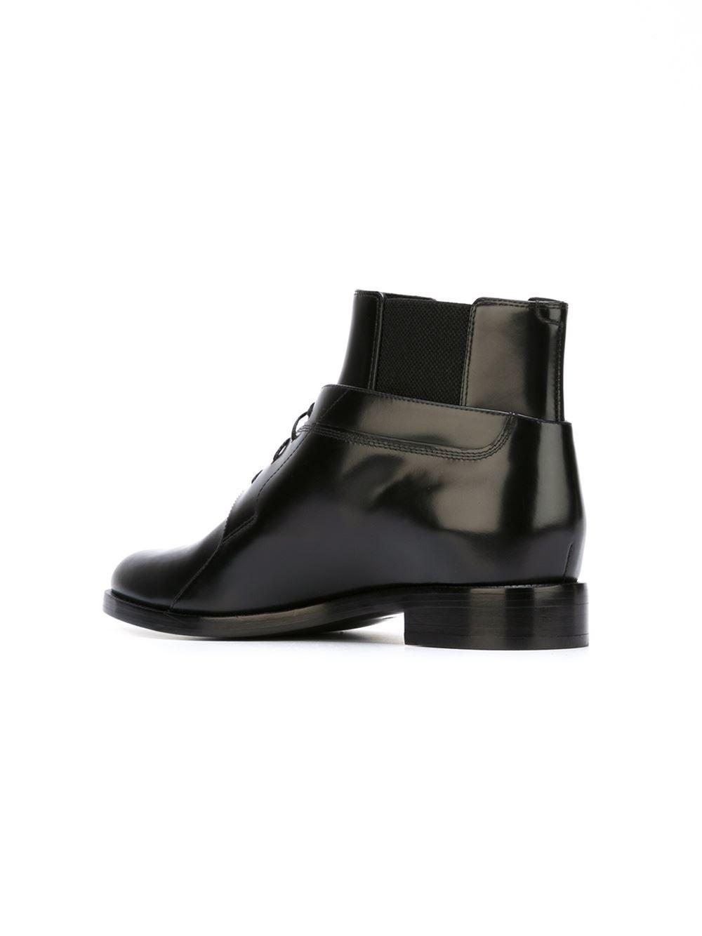 Alexander Wang Lace Up Boots gfWrAn