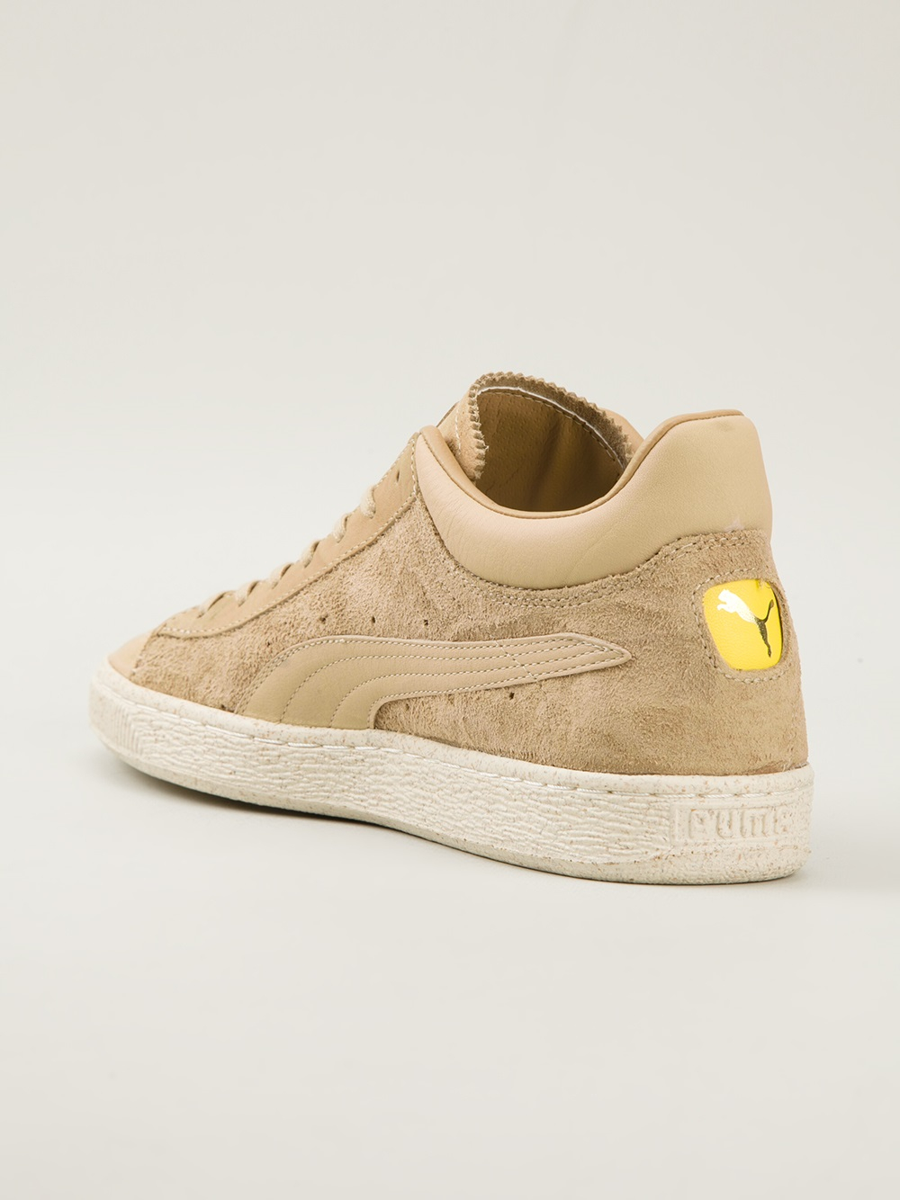 Puma Sneakers Beige
