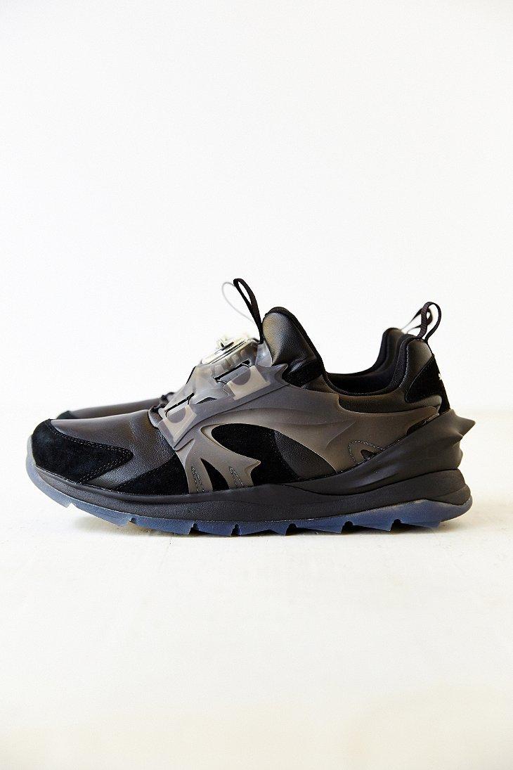 879f20aacd8 Lyst - PUMA Disc Swift Tech Sneaker in Black for Men