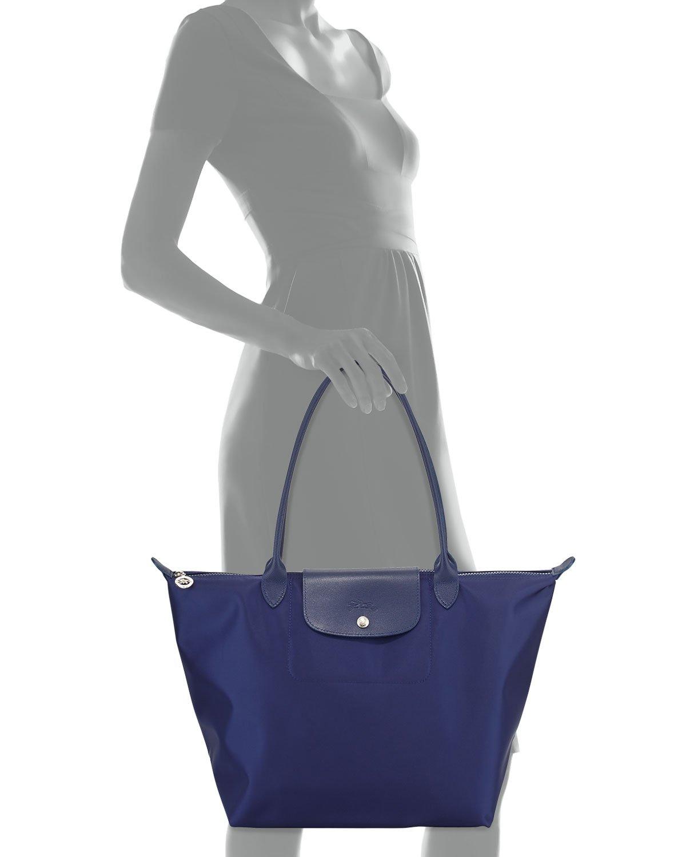 Longchamp Neo Bleu
