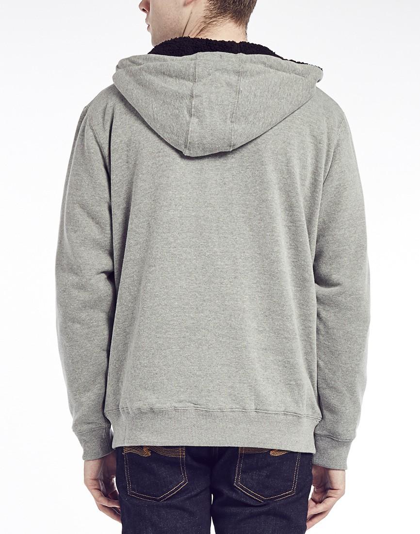 283848988e Vans Nieto Hoodie in Gray for Men - Lyst