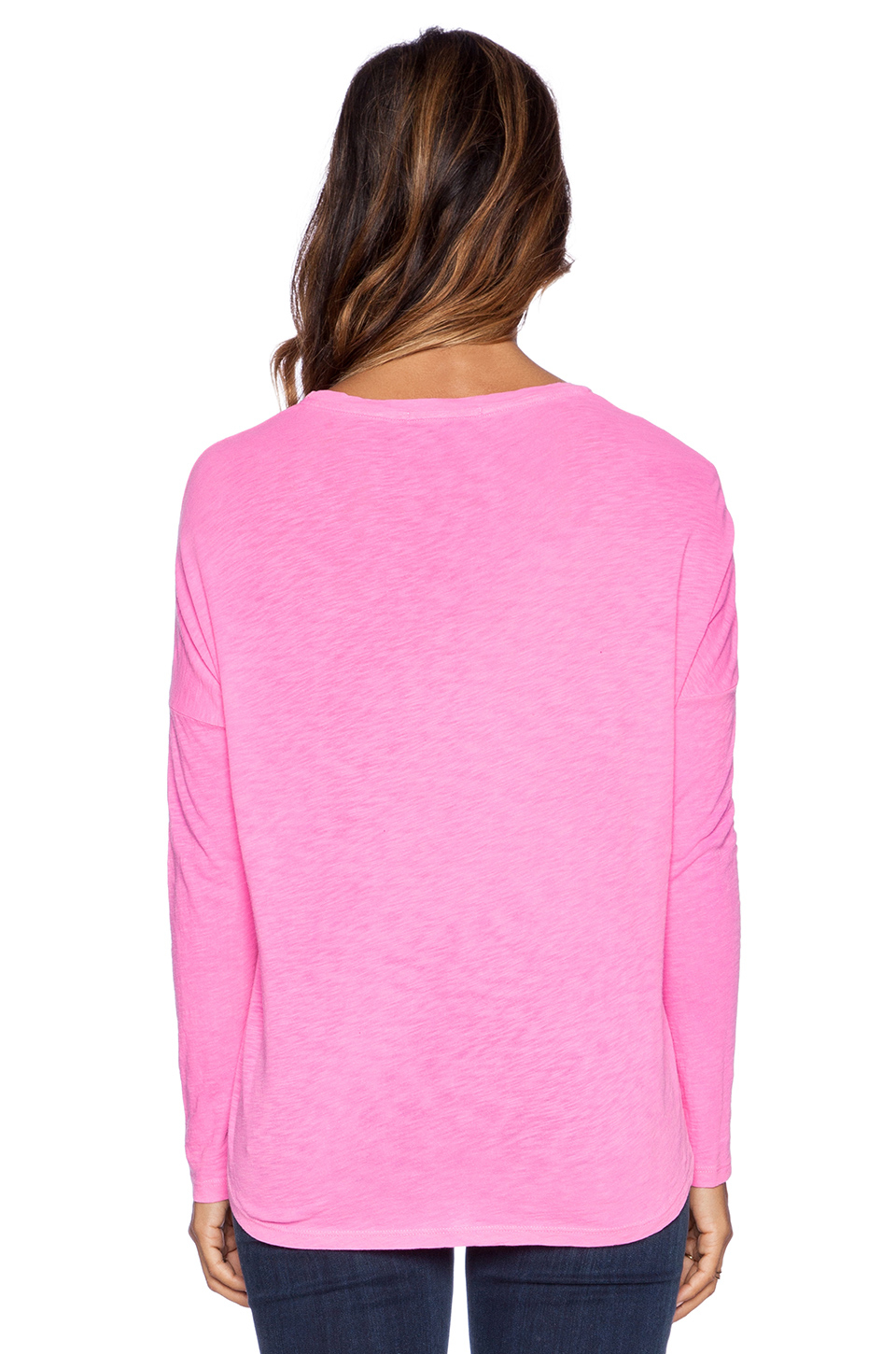Long Sleeve Shirts For Women & Raglan Tees: Play Ball! Even if you're not heading out to a ball game, there are still plenty of reasons to pull on a women's raglan tee. These women's long sleeve shirts are perfect for a chilly evening chilling with friends outside, going for a hike, or just lounging around on a lazy Sunday (or even Wednesday).