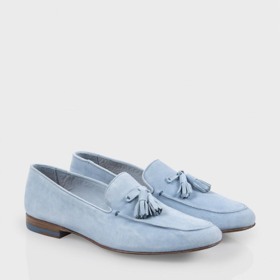 Blue Suede Loafers Womens - 28 Images - S Driving Loafers Blue Suede From Hugsandco Earth ...