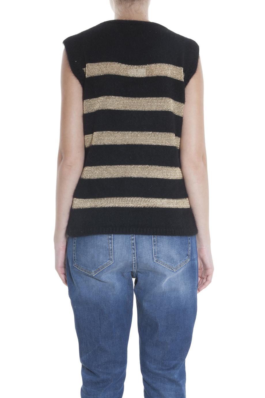 lyst paul joe mohair sweater in black. Black Bedroom Furniture Sets. Home Design Ideas