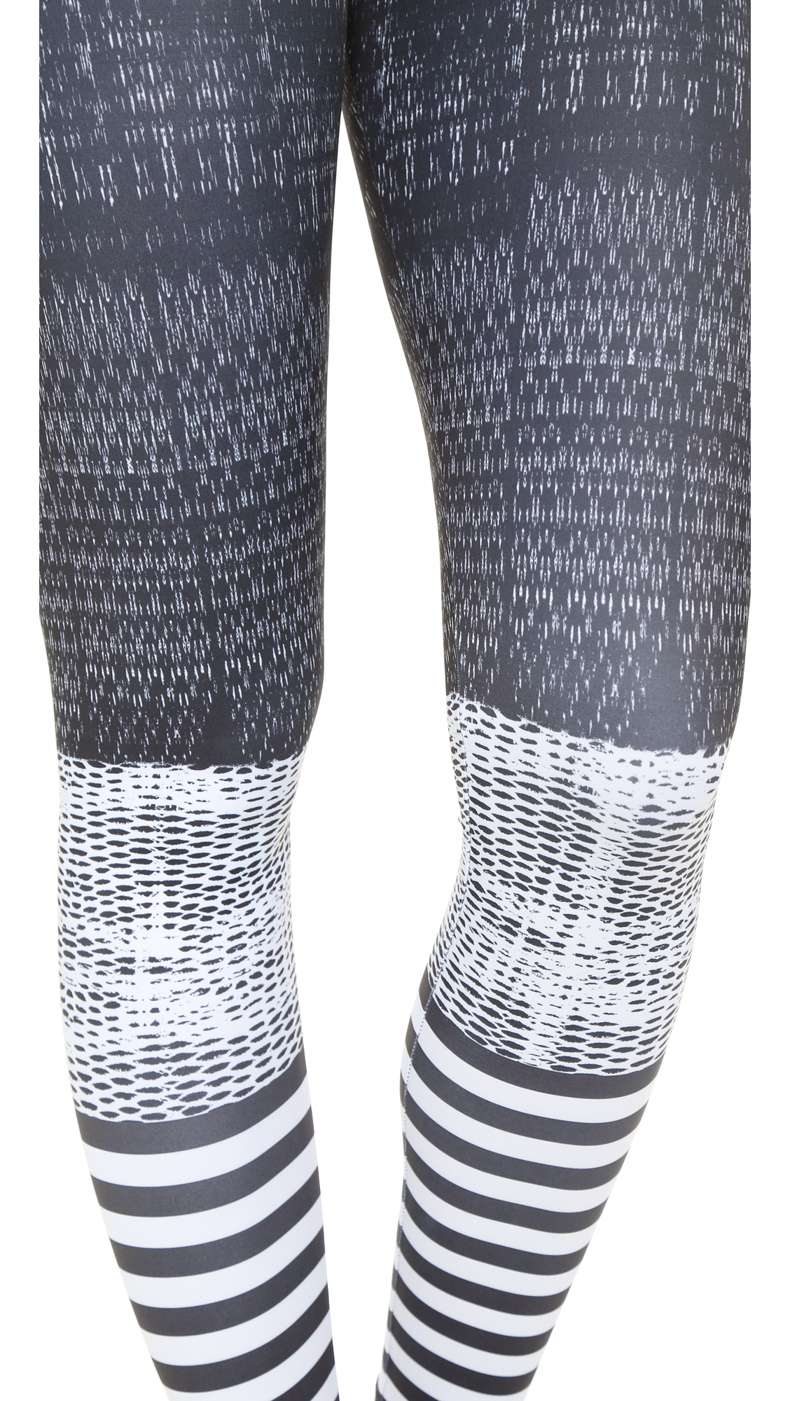 7ad01d211d Onzie Graphic Leggings - Levels in Blue - Lyst