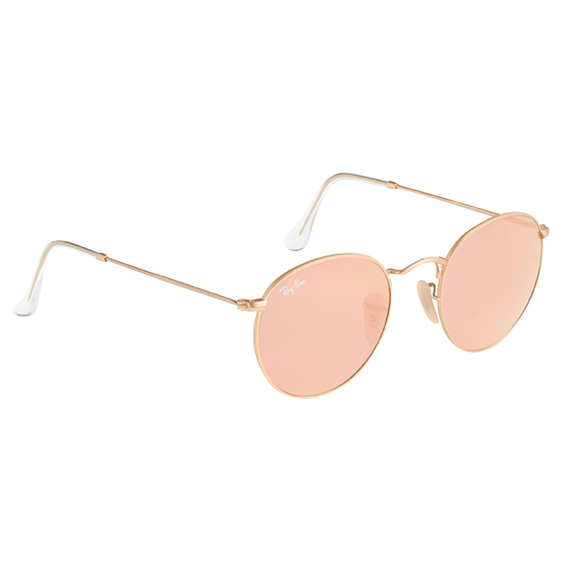 Pink Ray Bans With Gold Frames Heritage Malta