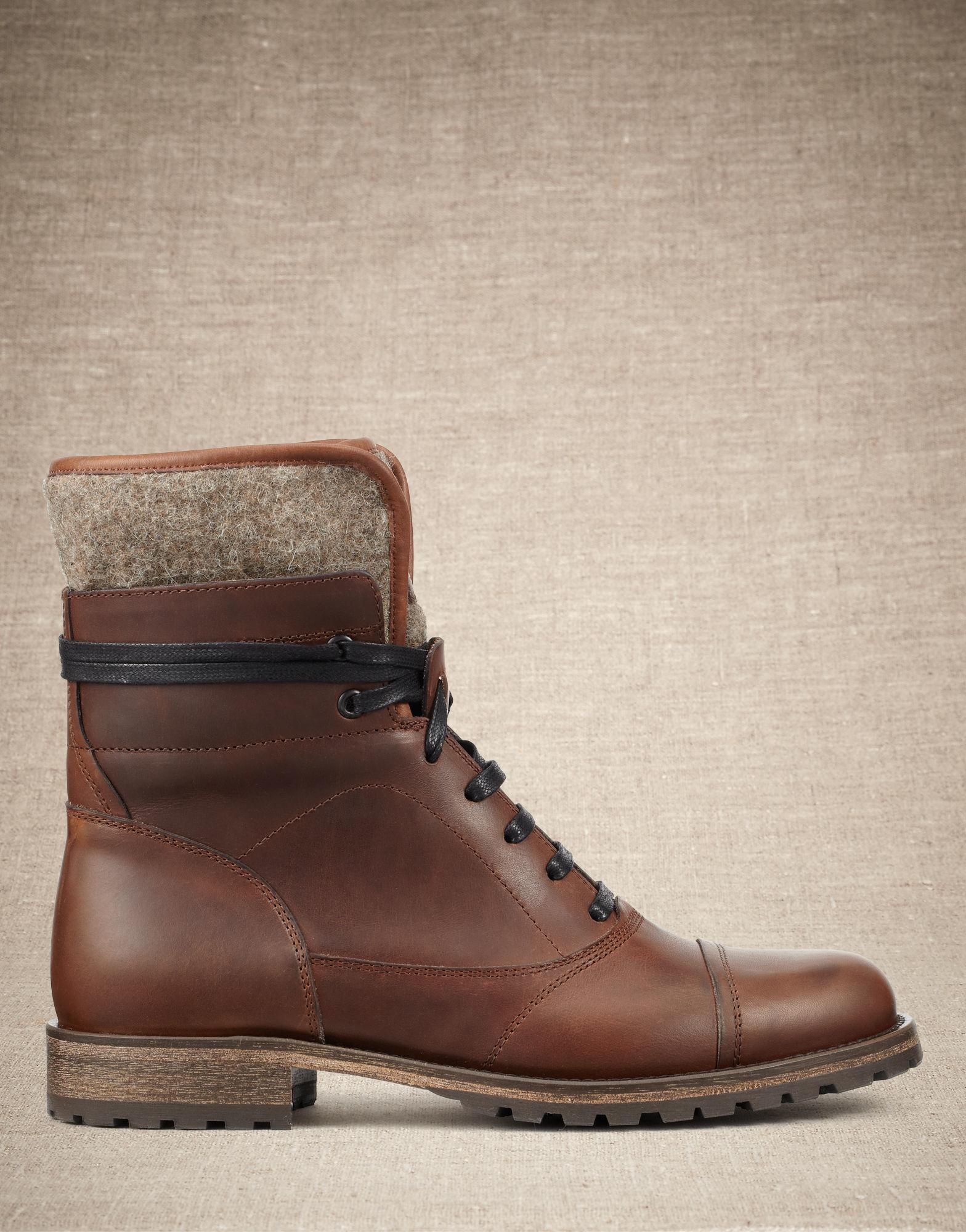 80fee435315 Belstaff Faystar Boot in Brown for Men - Lyst