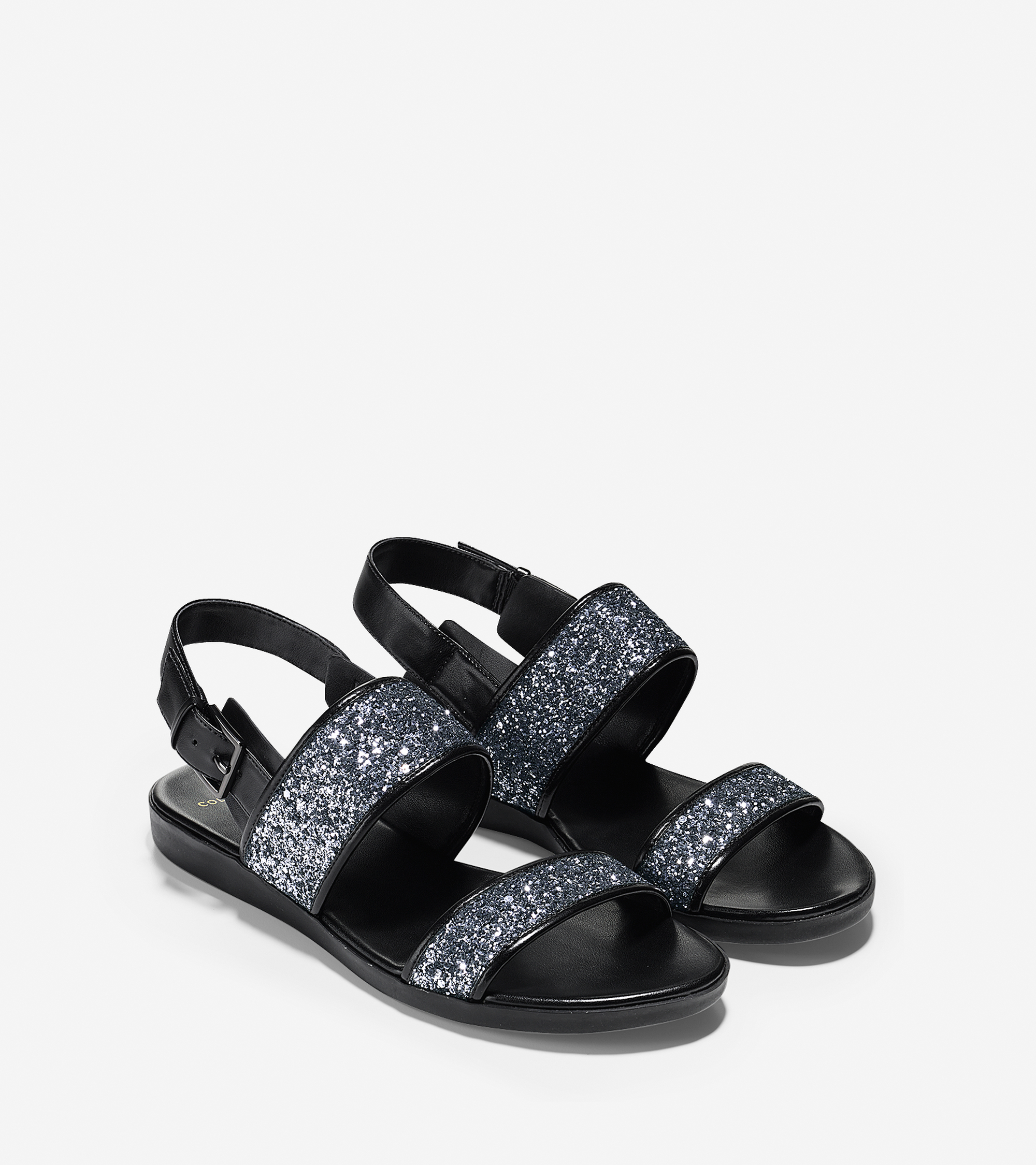 Cole Haan Korban Sandal In Black Lyst
