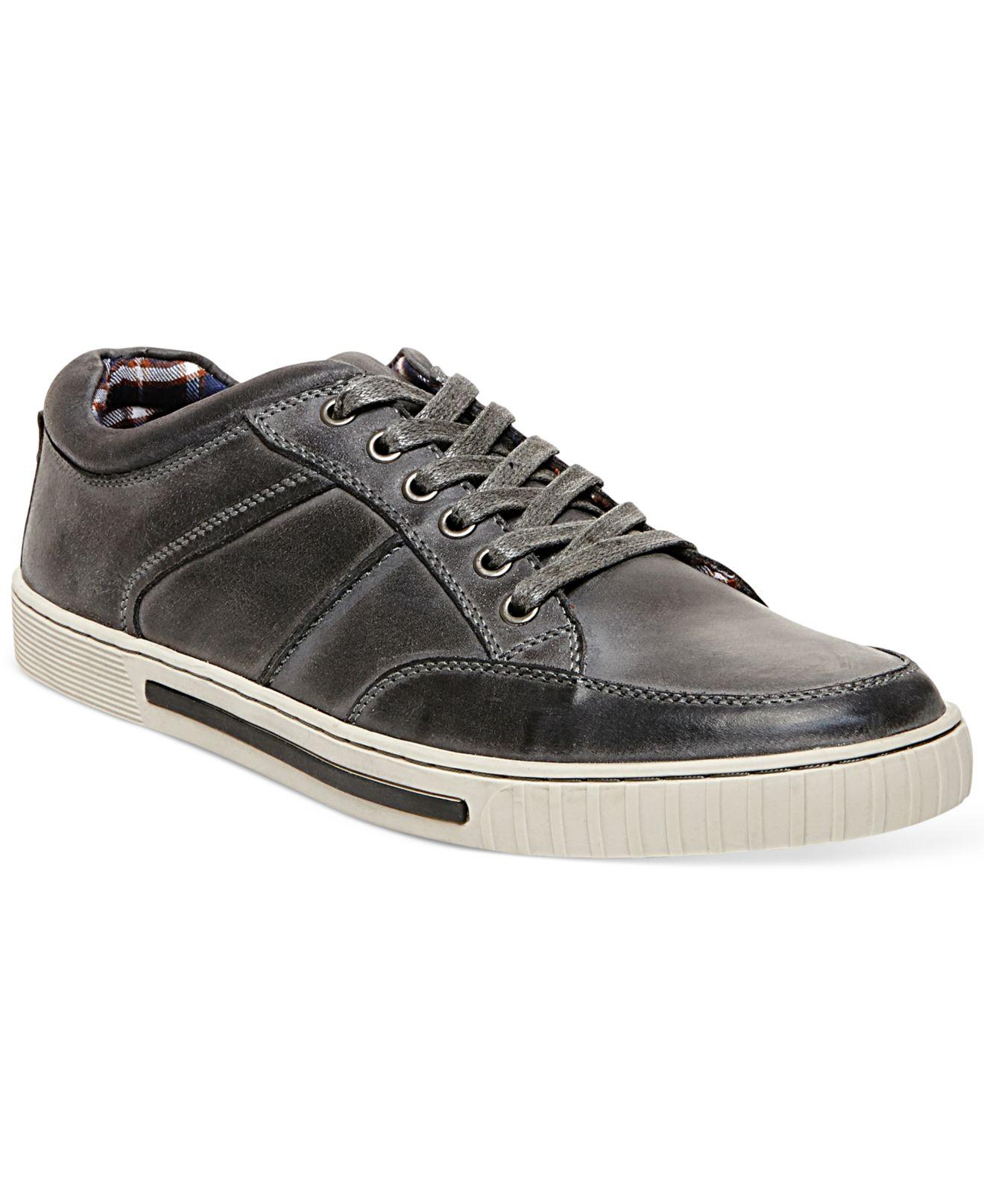 0e462a75fec Lyst - Steve Madden Pipeur Sneakers in Gray for Men