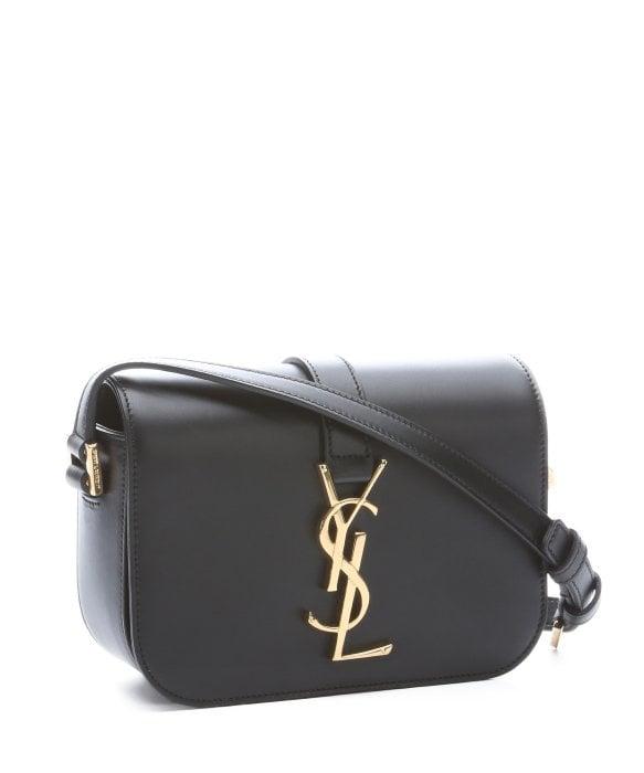 front logo crossbody bag - Black Saint Laurent VdG1QJnAwO