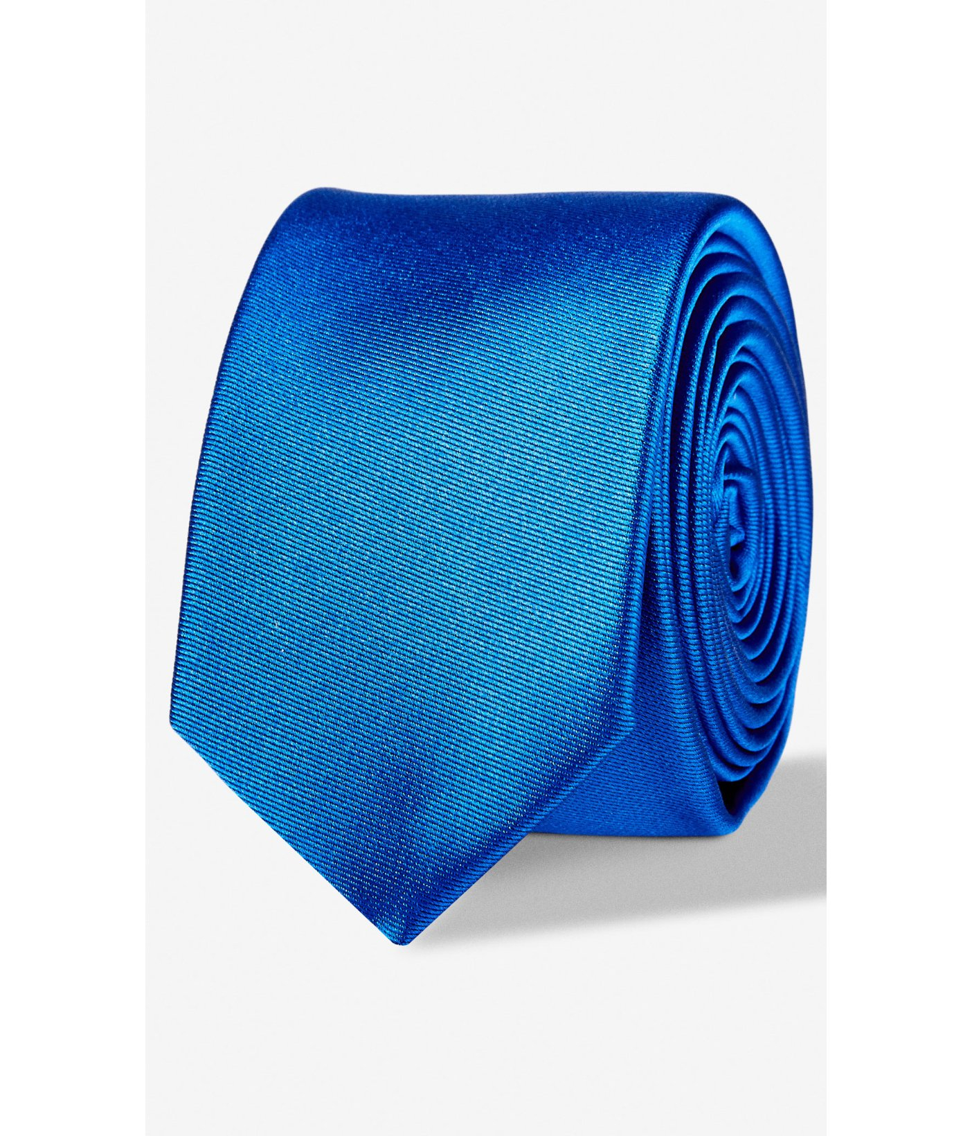 express silk tie in blue for lyst