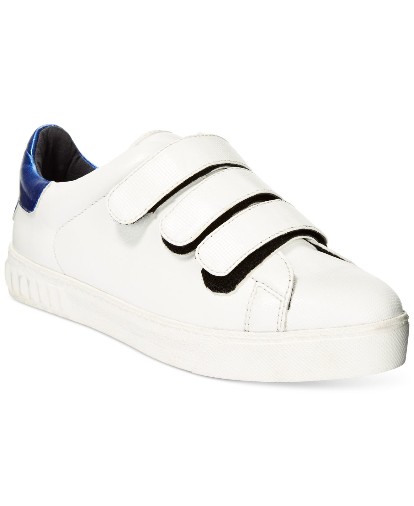 f1877ad4a2fd Lyst - Circus by Sam Edelman Chase Velcro Sneakers in White