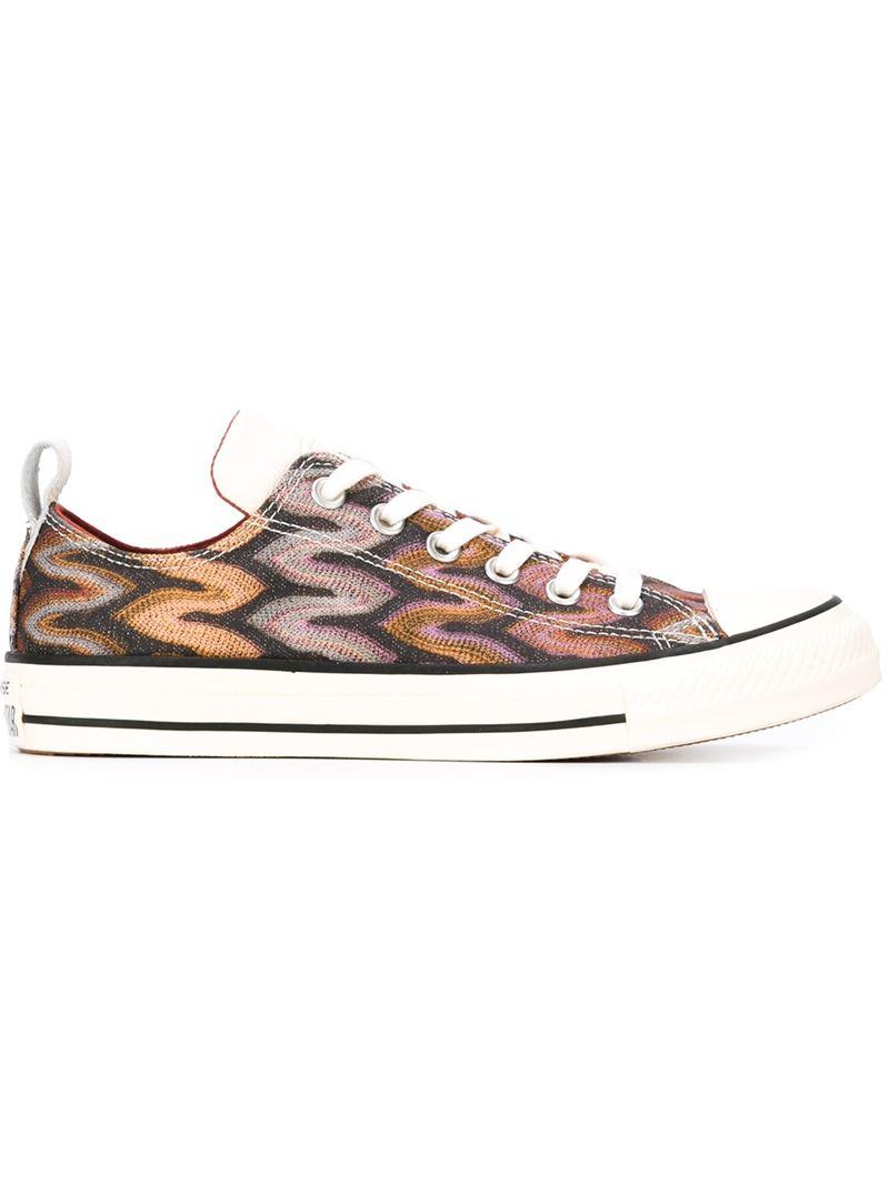 Converse Multicolor Shoes