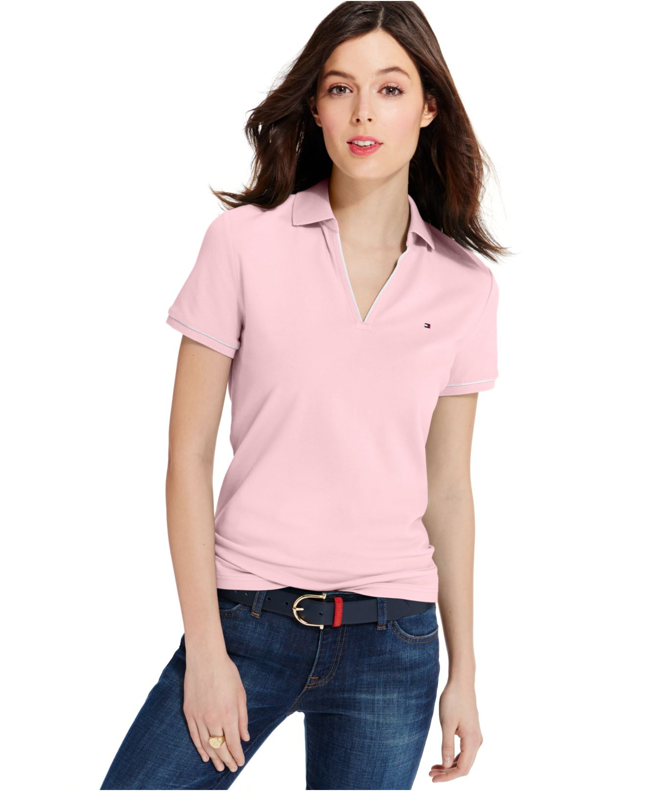 a9161b8f9ce7a Tommy Hilfiger Plus Size Polo Shirts - BCD Tofu House