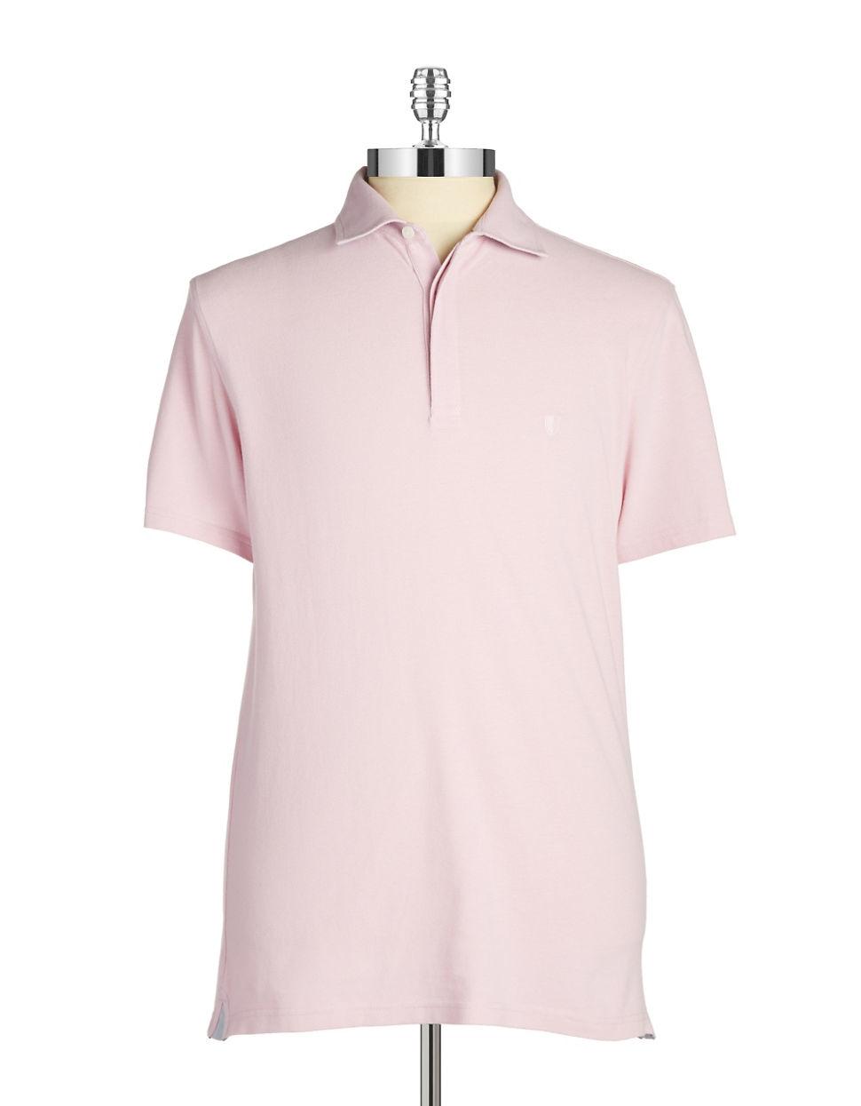 Black brown cotton polo shirt in multicolor for men for Black cotton polo shirt