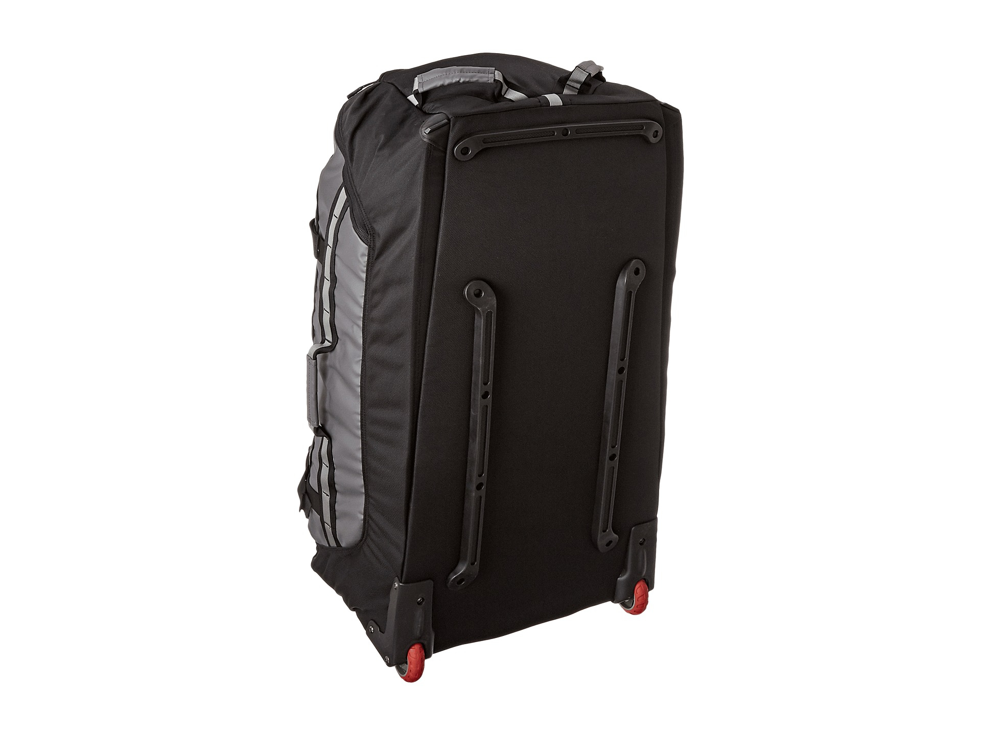 the north face rolling thunder 36 in gray lyst. Black Bedroom Furniture Sets. Home Design Ideas