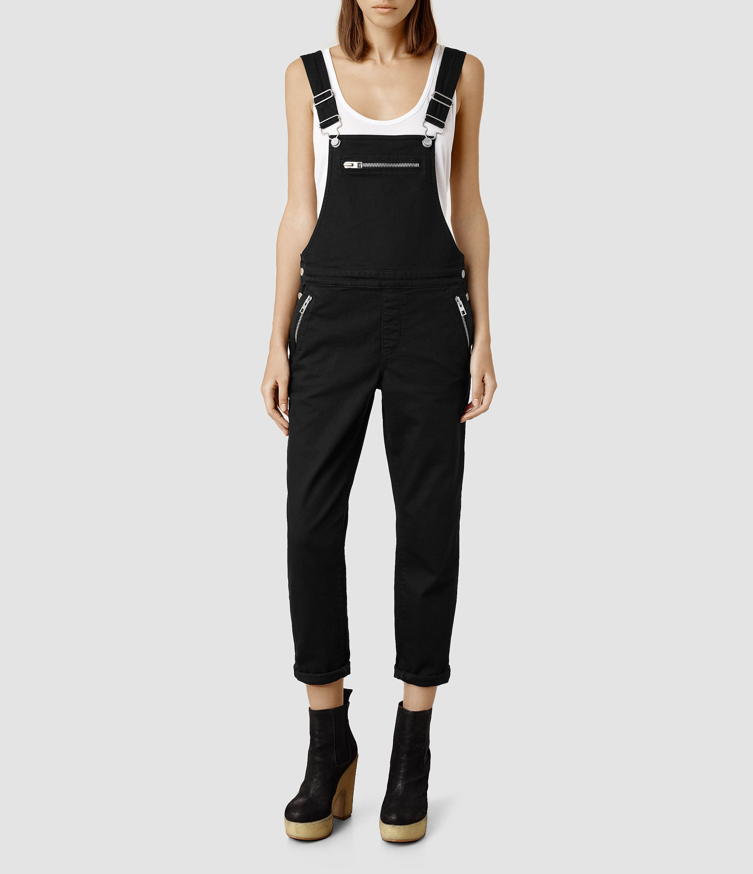 Cost Sale Online Discount Purchase DUNGAREES - Jumpsuits Allsaints Shopping Online rvGnp3iX