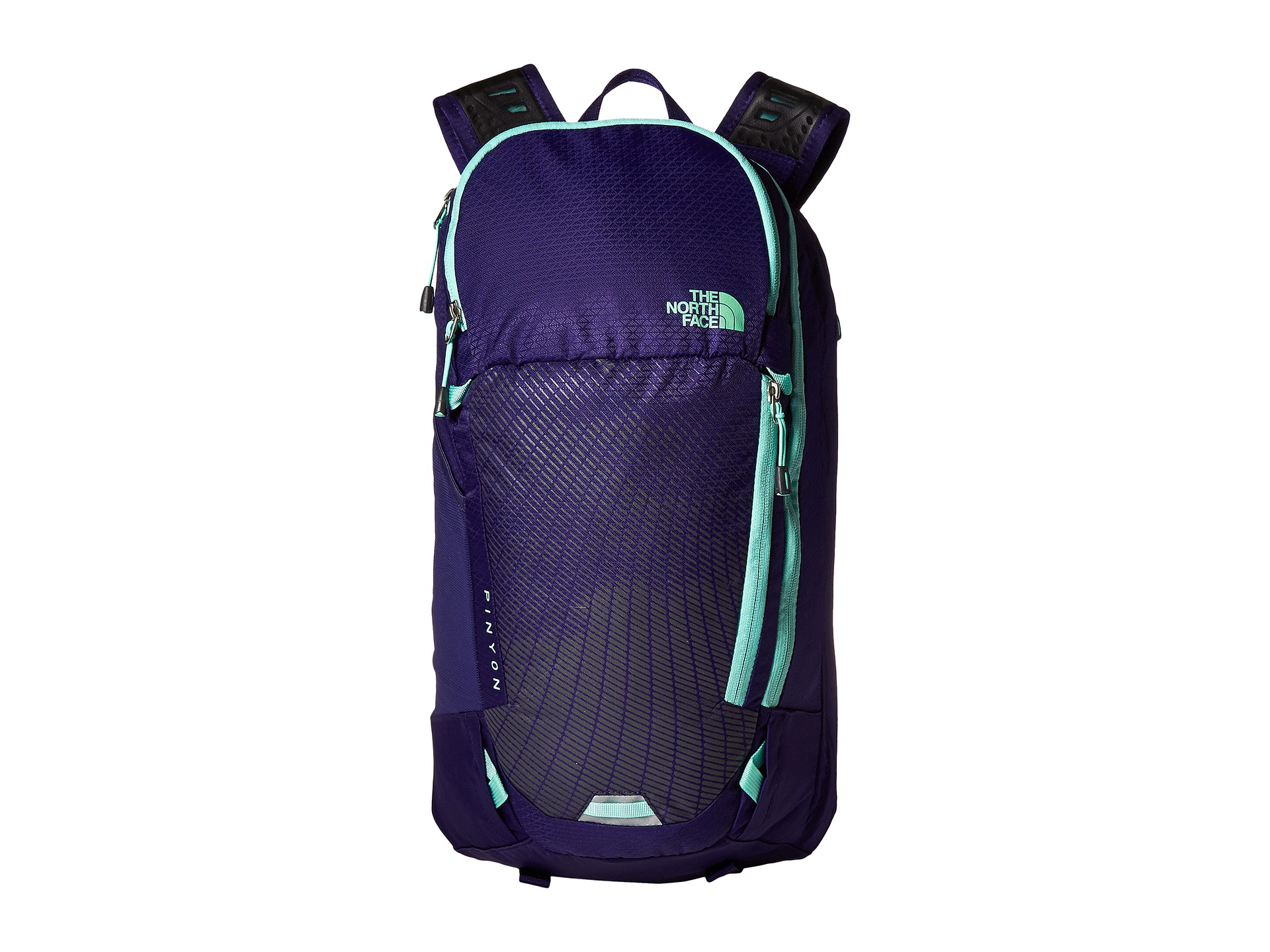 00de7d0706 Purple And Green North Face Backpack | The Shred Centre
