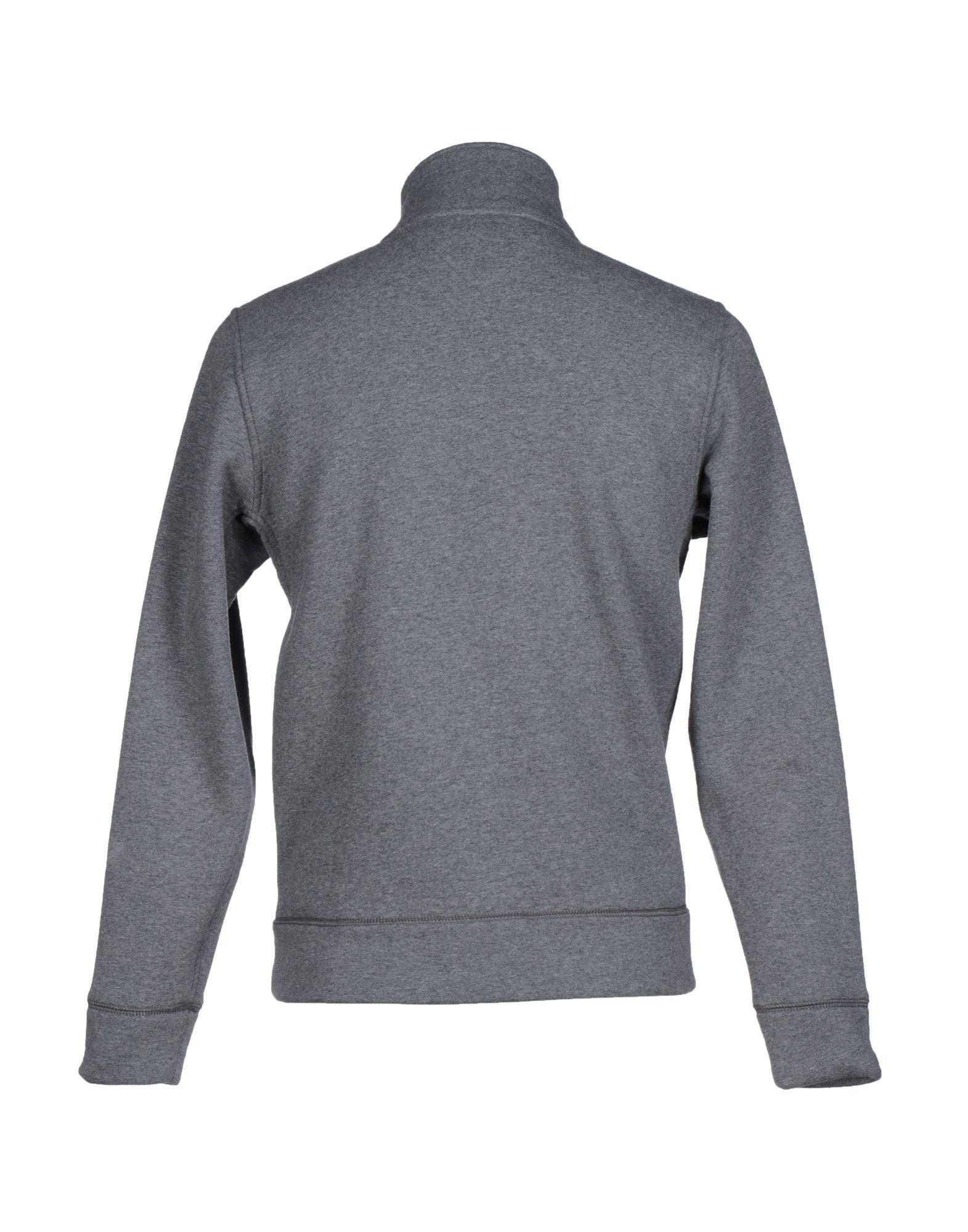 lyst tommy hilfiger sweatshirt in gray for men. Black Bedroom Furniture Sets. Home Design Ideas