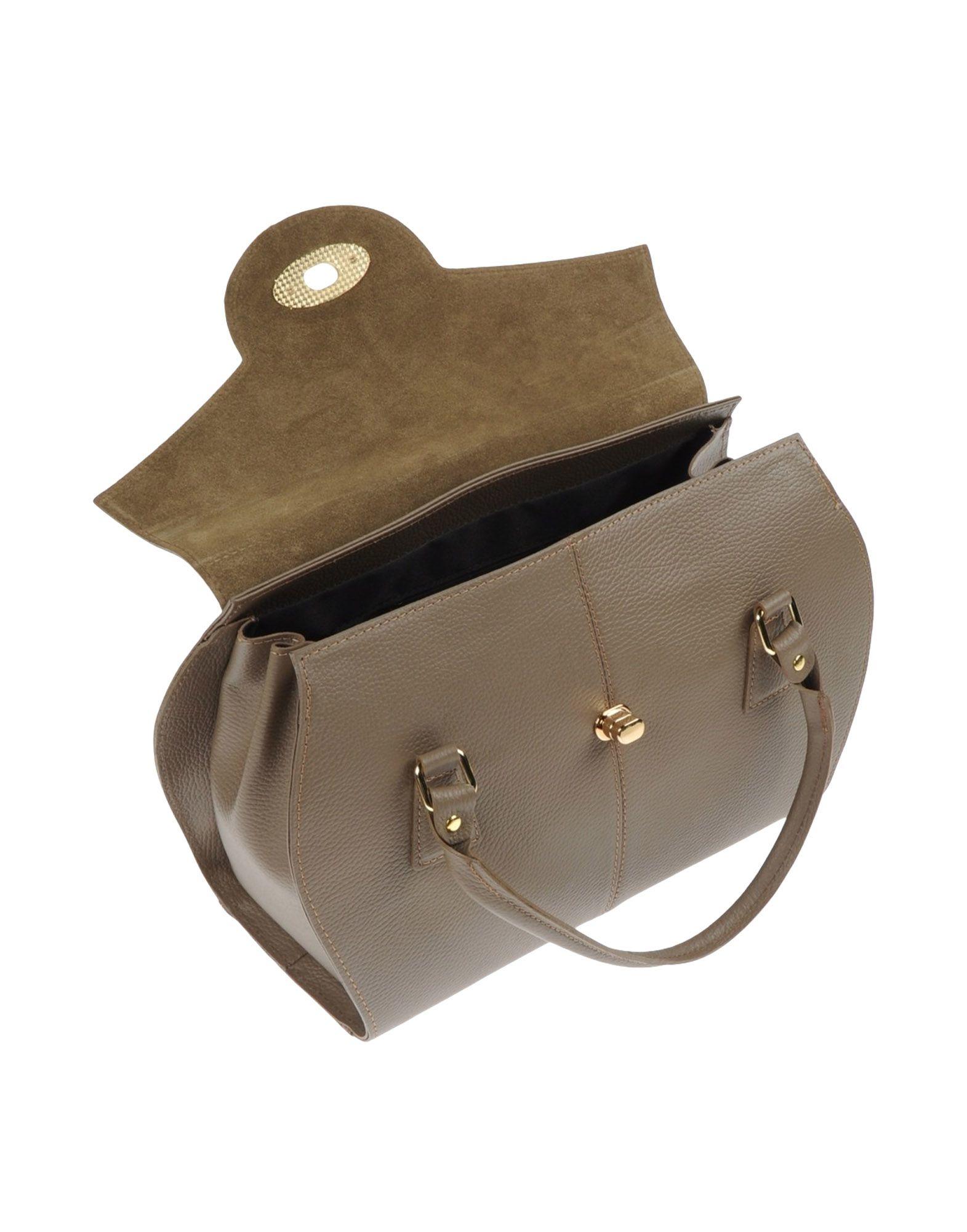 jean louis scherrer handbag in gray lyst. Black Bedroom Furniture Sets. Home Design Ideas