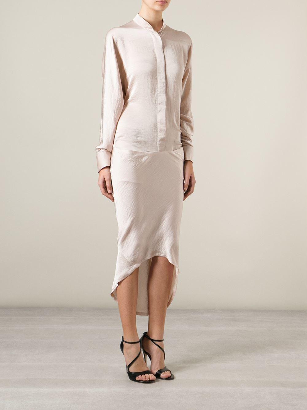 DRESSES - Short dresses Haider Ackermann tFx8ahD