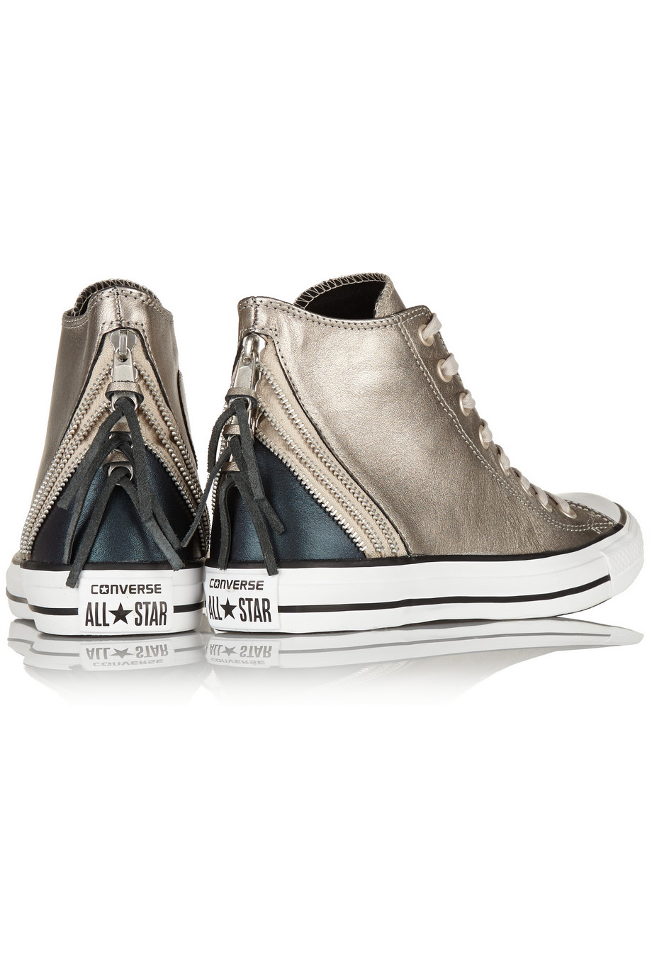 Converse Chuck Taylor All Star Metallic High-Top Women's Casual Shoes Bronze