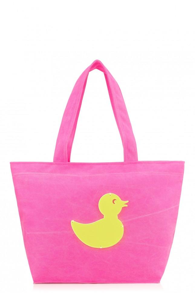 Koku Ioli Baby Beach Bag in Pink | Lyst