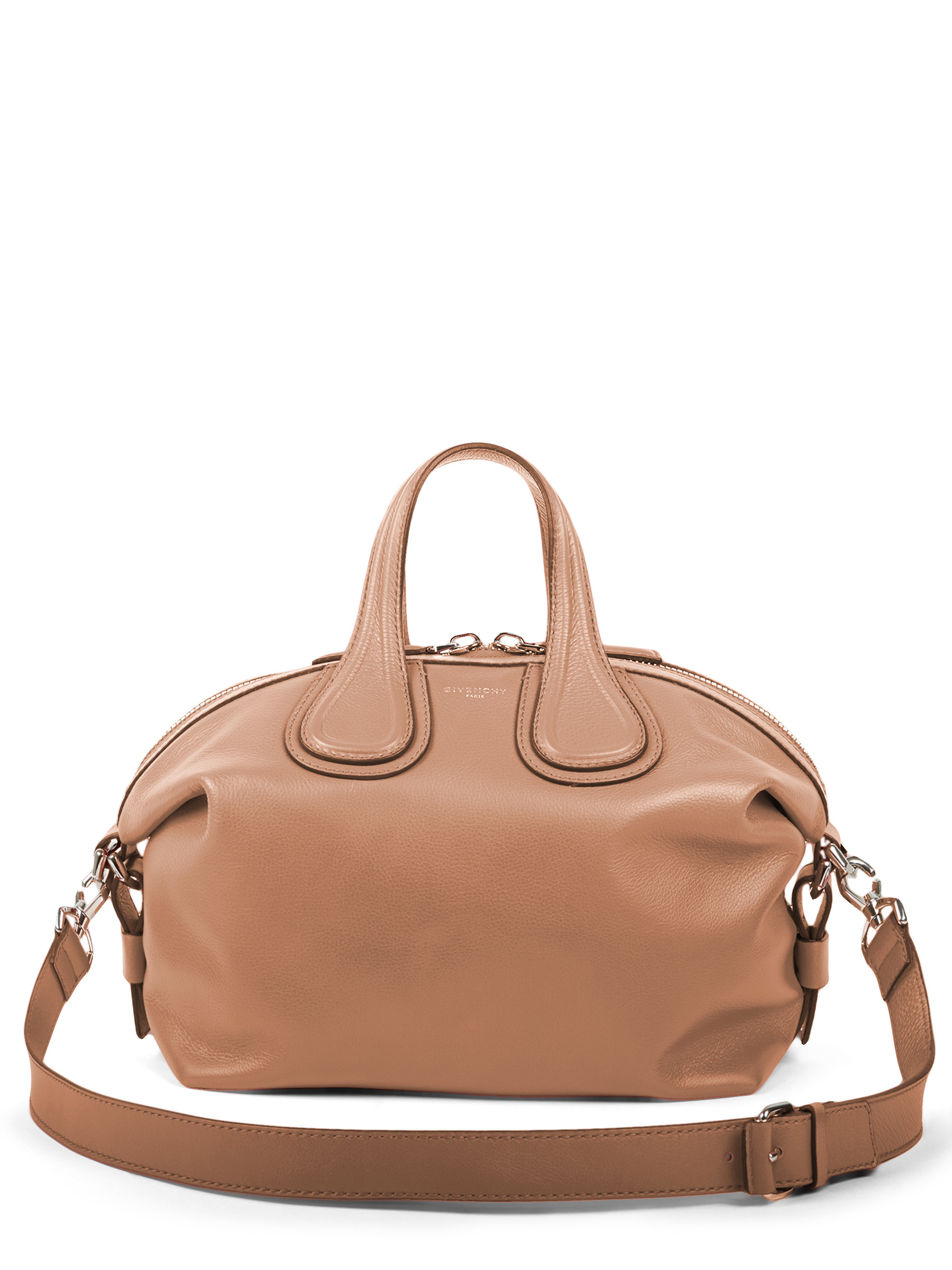 4116357647 Givenchy - Natural Nightingale Small Satchel - Lyst