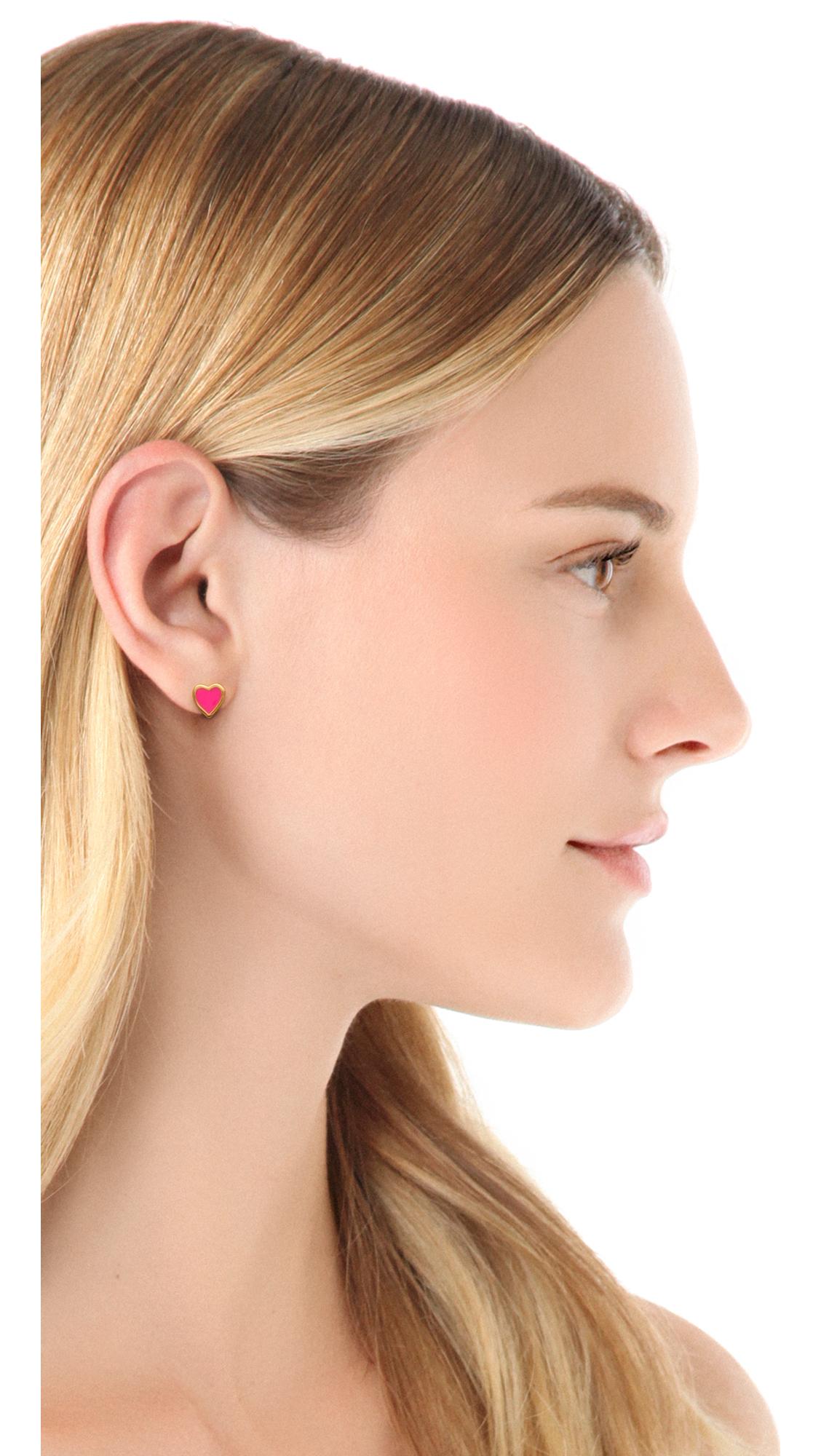 Kate Spade New York Shine On Stud Earrings BqoBN0z