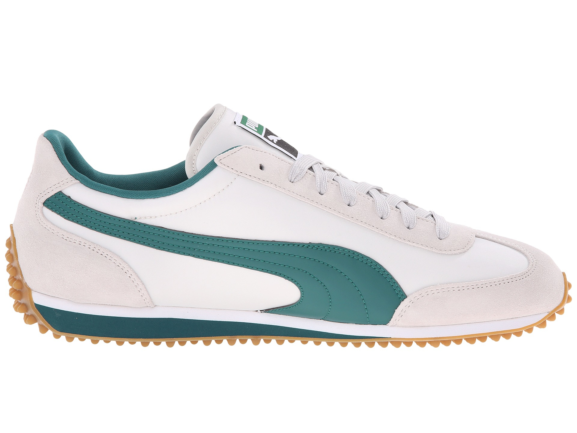 cd338f4432fca6 Lyst - PUMA Whirlwind Classic in White for Men