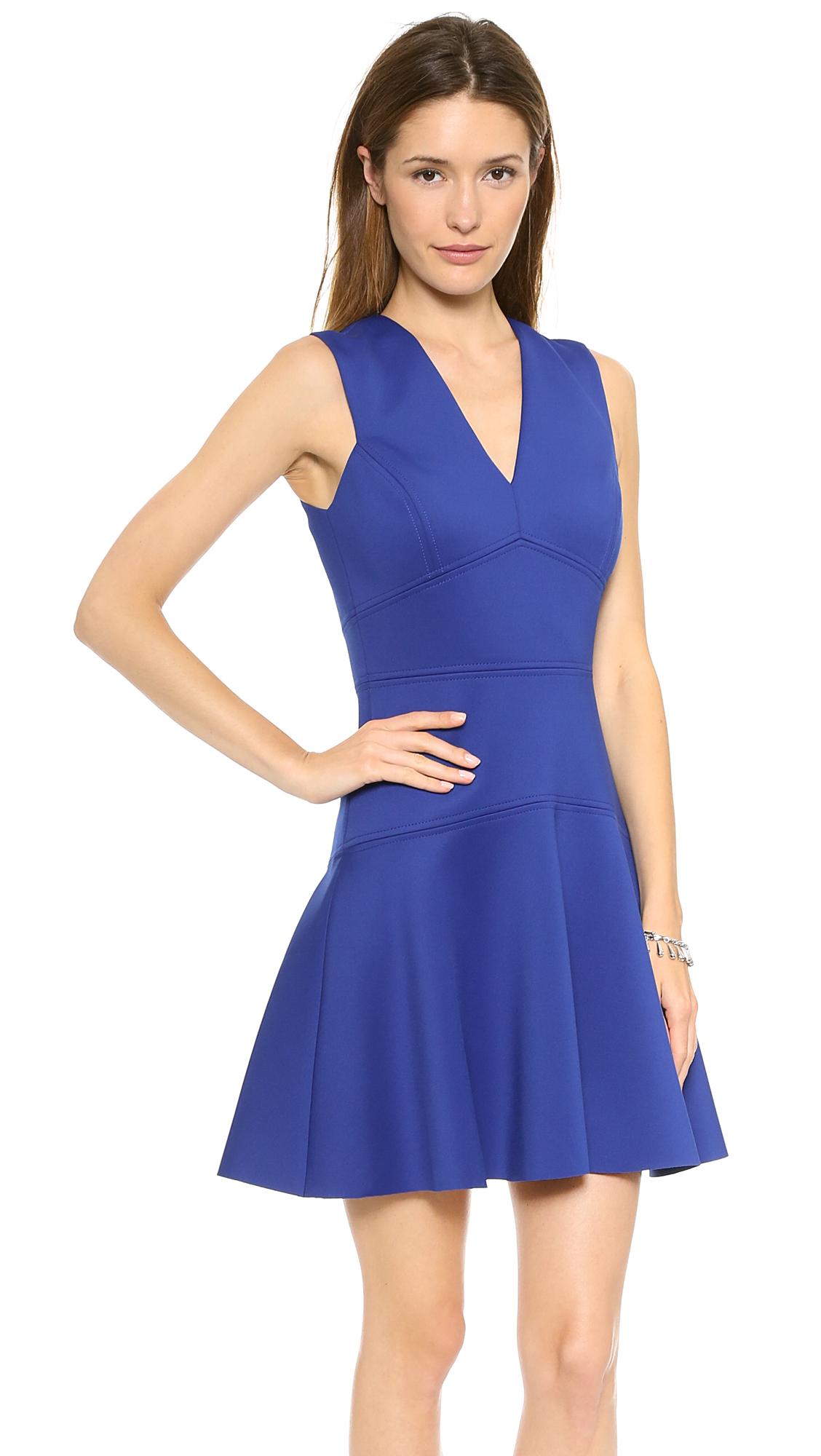 Rebecca Taylor Lovebird Silk Shift Dress | Nordstrom