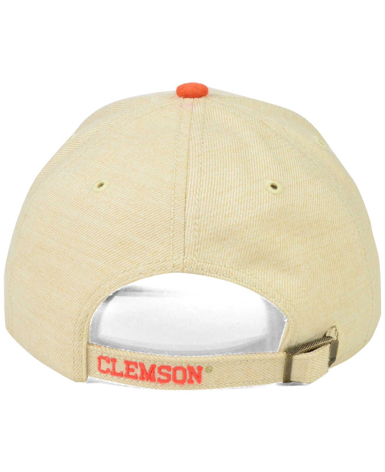 new product 22f19 71e7d ... denmark denmark lyst 47 brand clemson tigers munson mvp cap in orange  for men add8a 2ad40