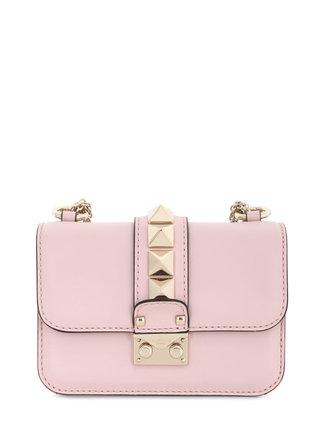 Light pink Lock cross-body bag Valentino bnWbm
