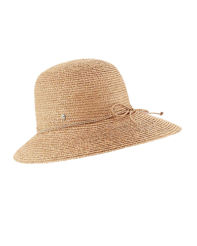 c537f44c8ef Lyst - Helen Kaminski Andriana Raffia Hat in Natural