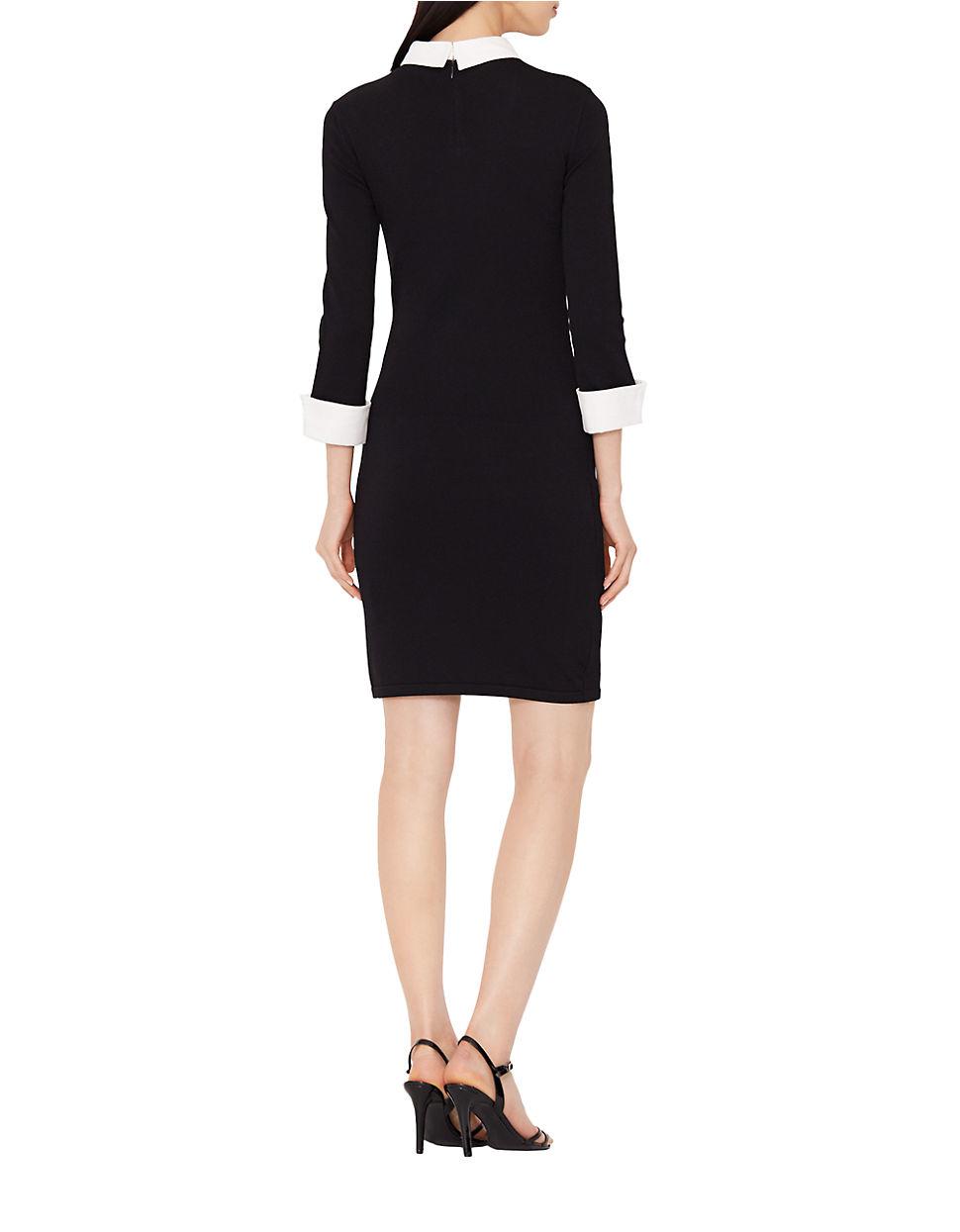 Marein – lauren ralph lauren collared sheath dress