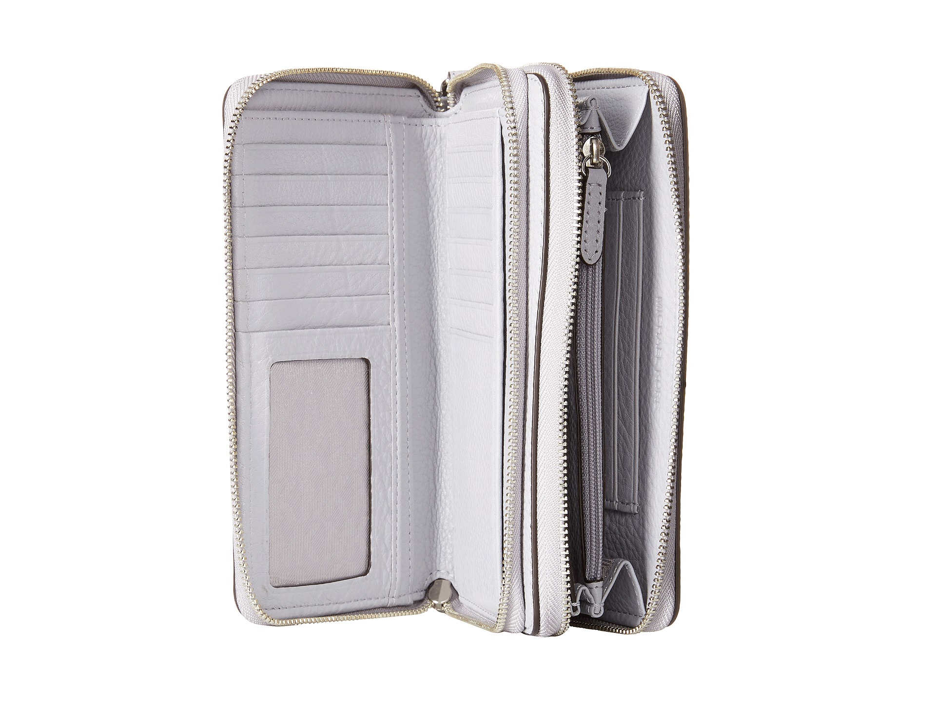 4f7325f45393 MICHAEL Michael Kors Adele Large Flat Multifunction Phone Case in ...