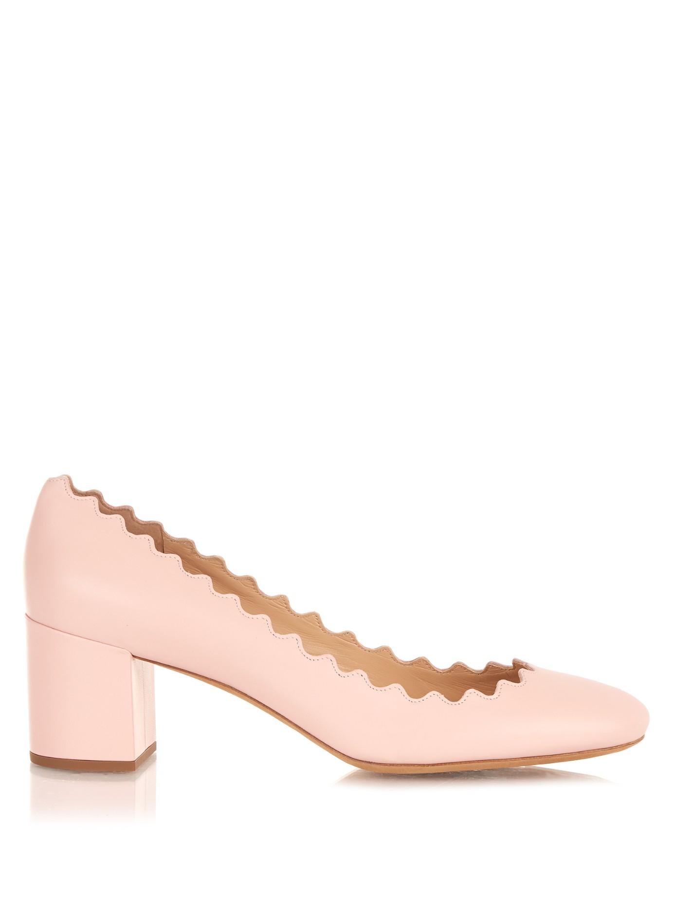 Lauren pumps - Pink & Purple Chloé WgU9s3