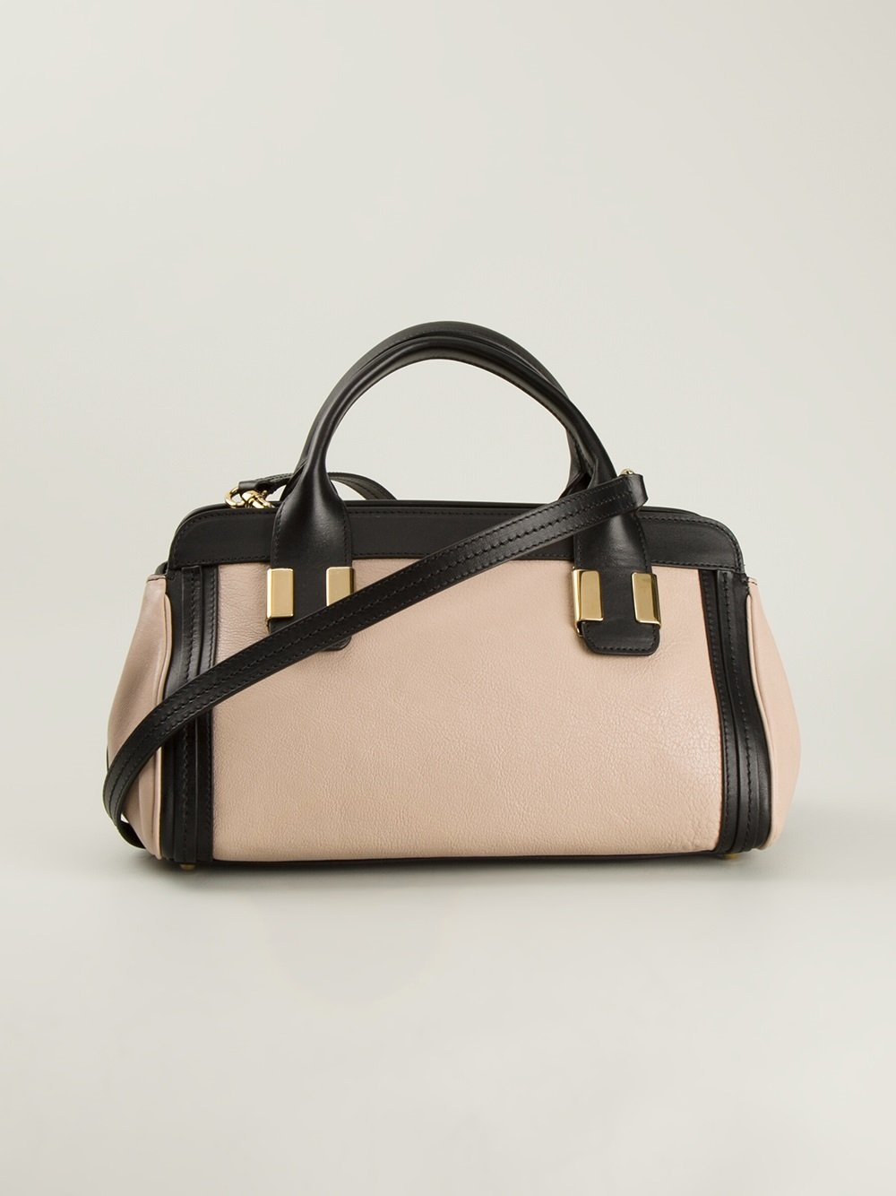replica chloe alice beige