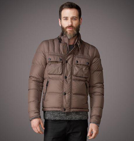 Belstaff Conway Jacket in Brown for Men (Sage