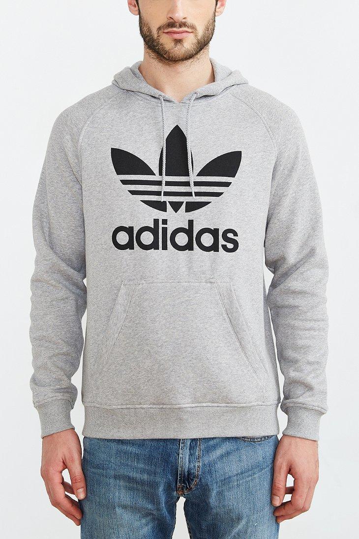 adidas originals kapuzensweatshirt trefoil hoodie